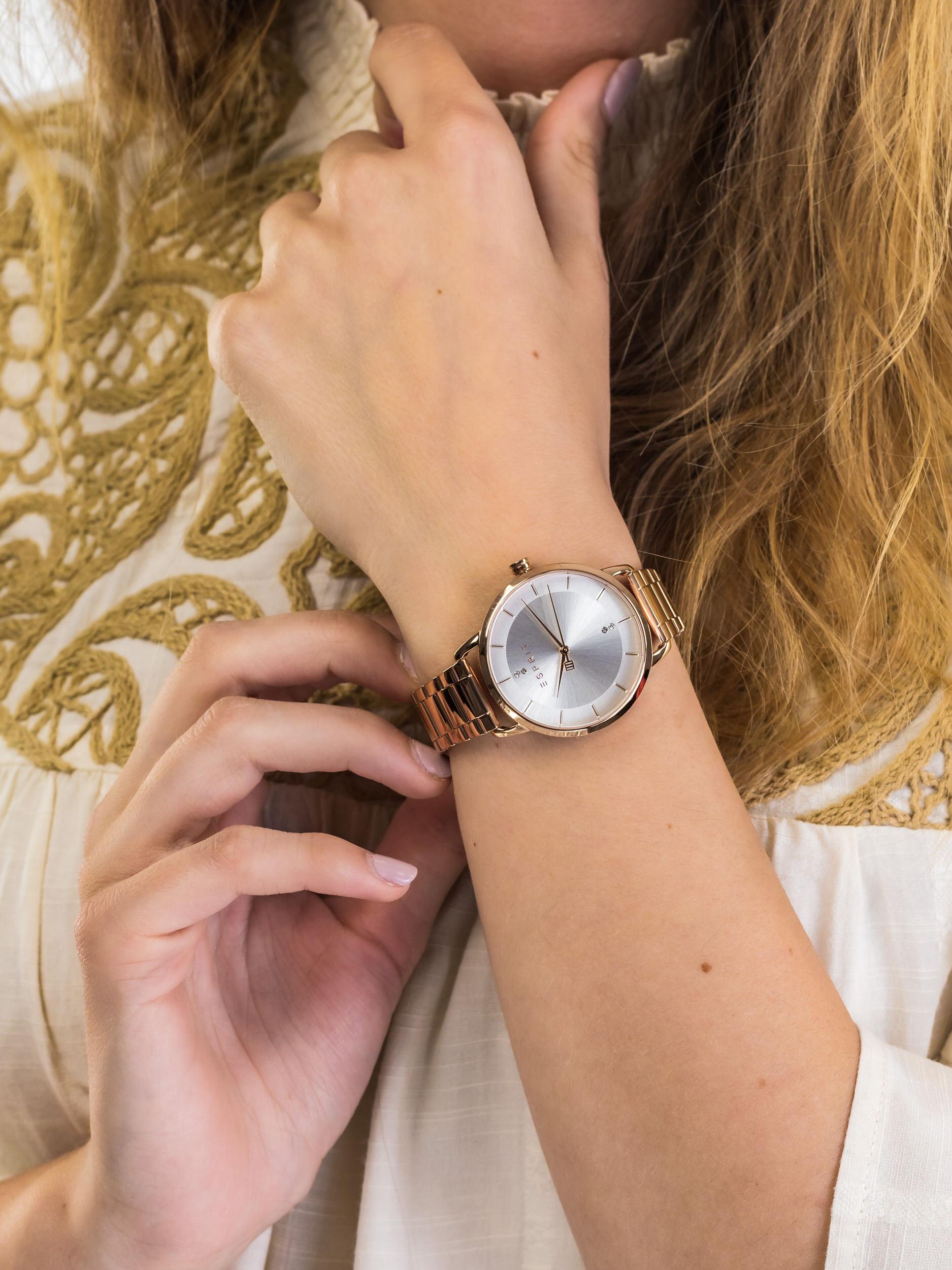 Esprit ES1L215M0095 damski zegarek Damskie bransoleta