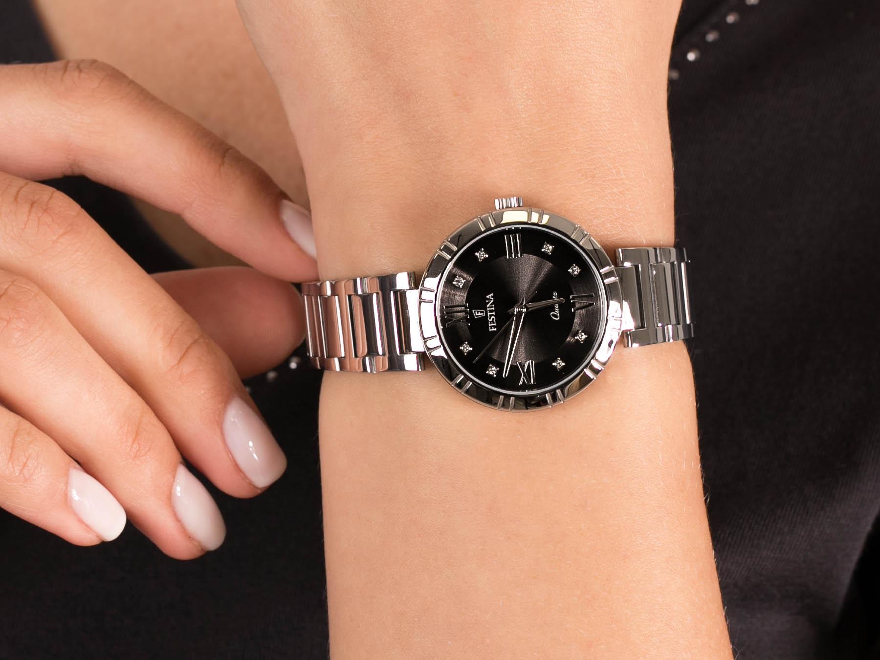 Festina F16936-D Mademoiselle zegarek klasyczny Mademoiselle