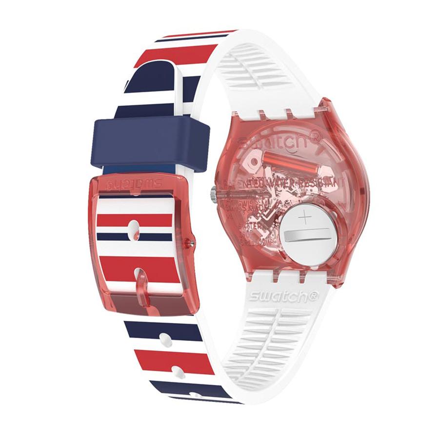 Swatch GR712 damski zegarek Originals pasek