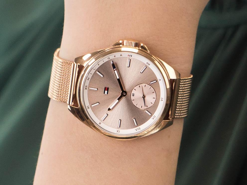Tommy Hilfiger 1781756 zegarek fashion/modowy Damskie