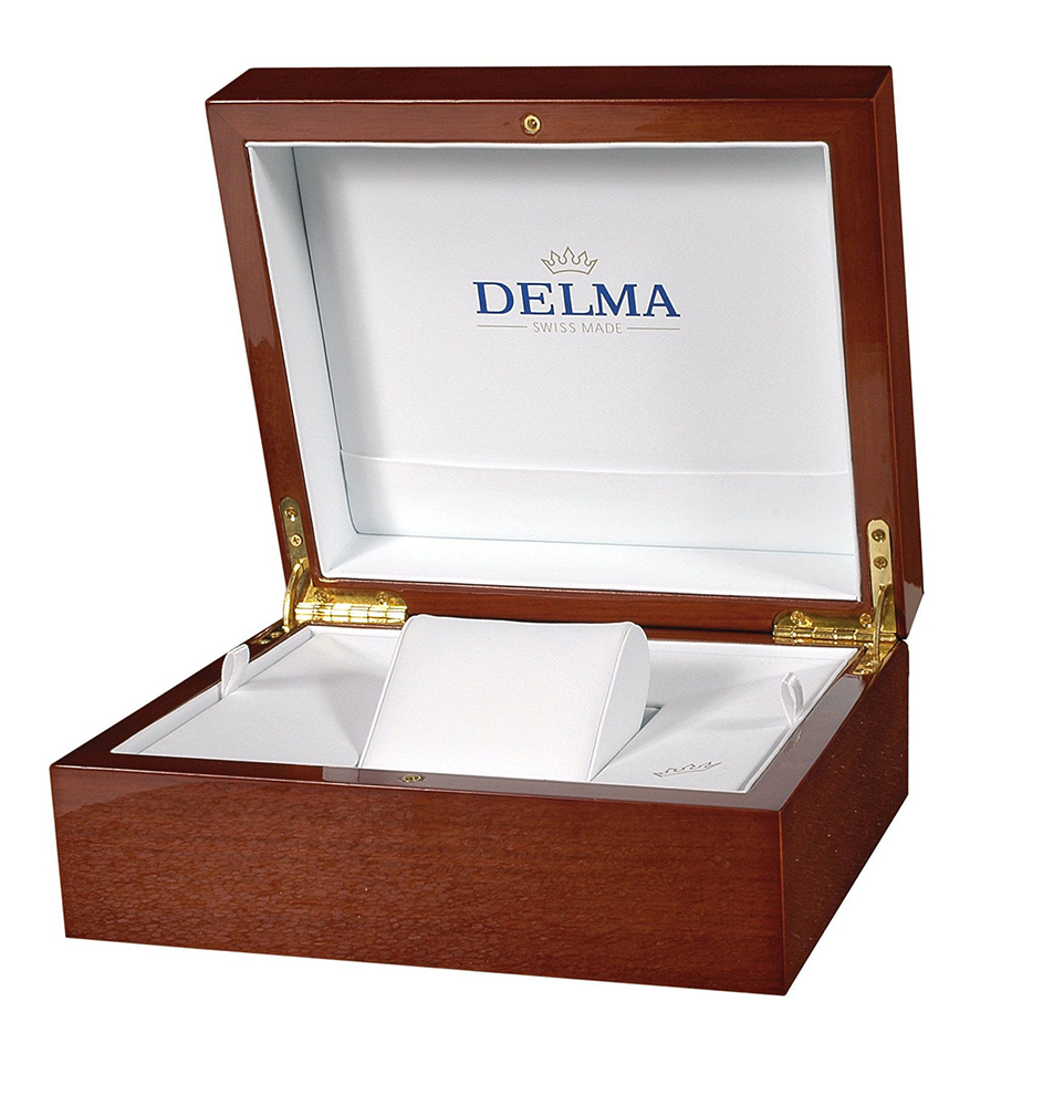 Delma 52711.603.1.516 damski zegarek Marbella bransoleta