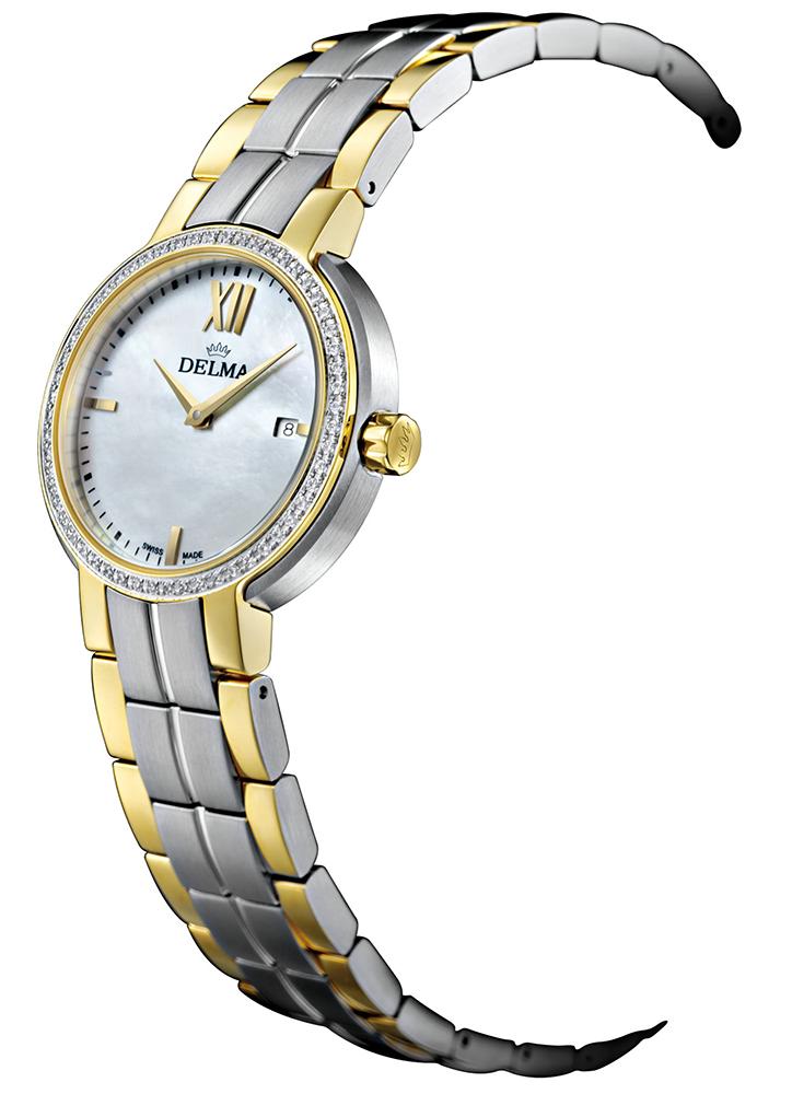 Delma 52711.603.1.516 zegarek damski Marbella