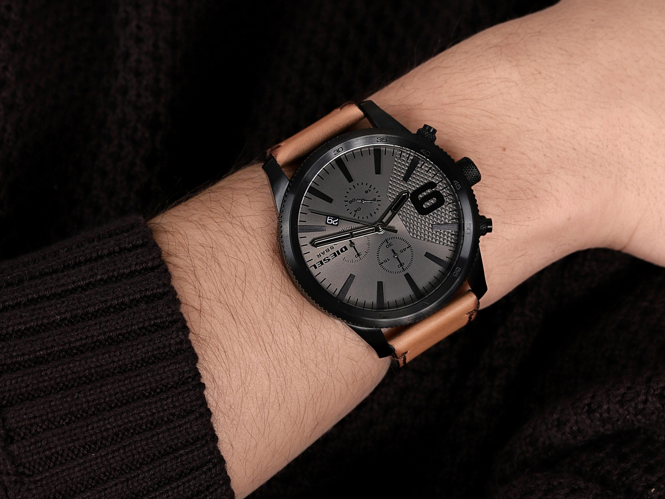 Diesel DZ4468 zegarek klasyczny Rasp