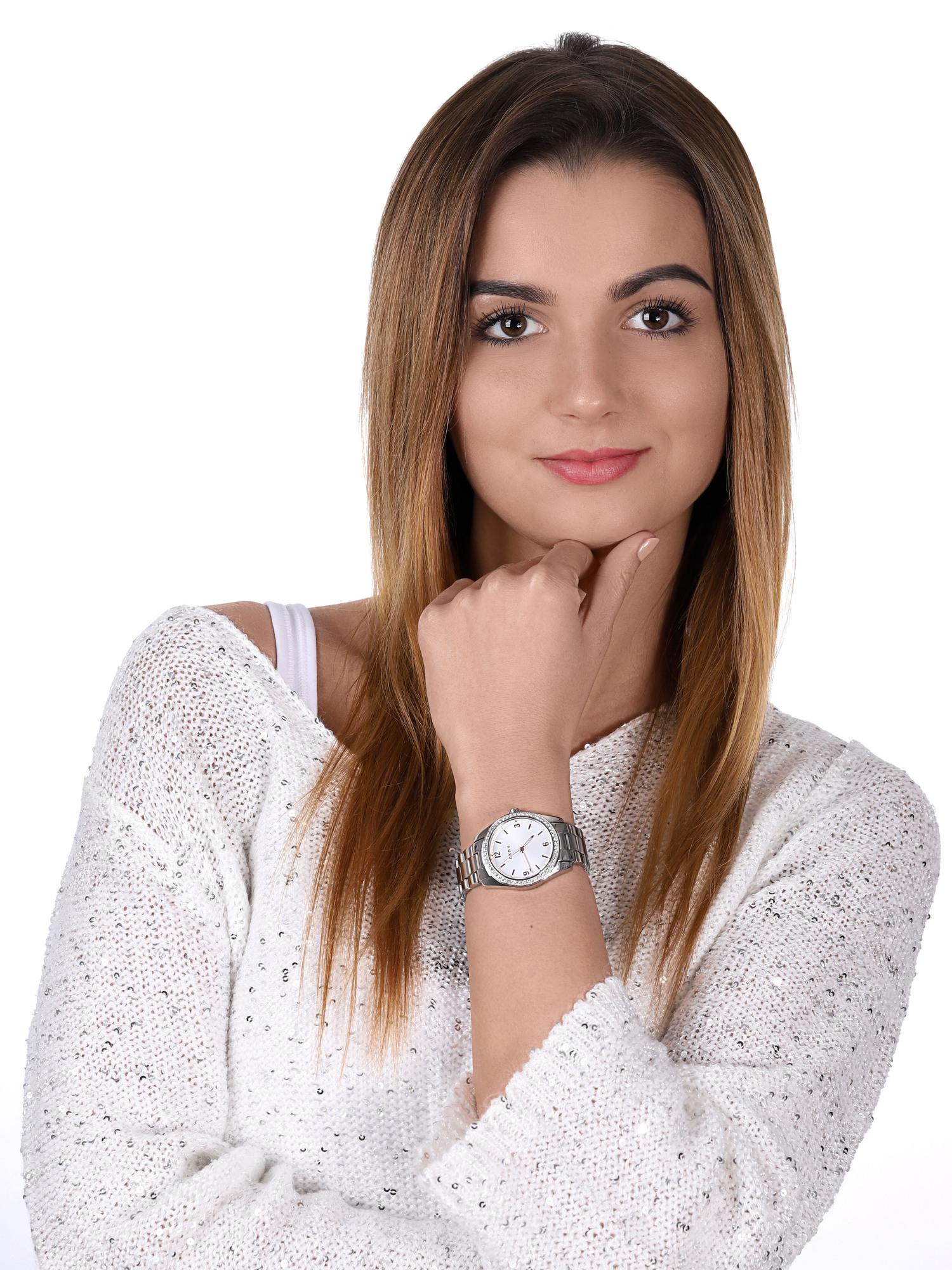 DKNY NY2901 damski zegarek Bransoleta bransoleta
