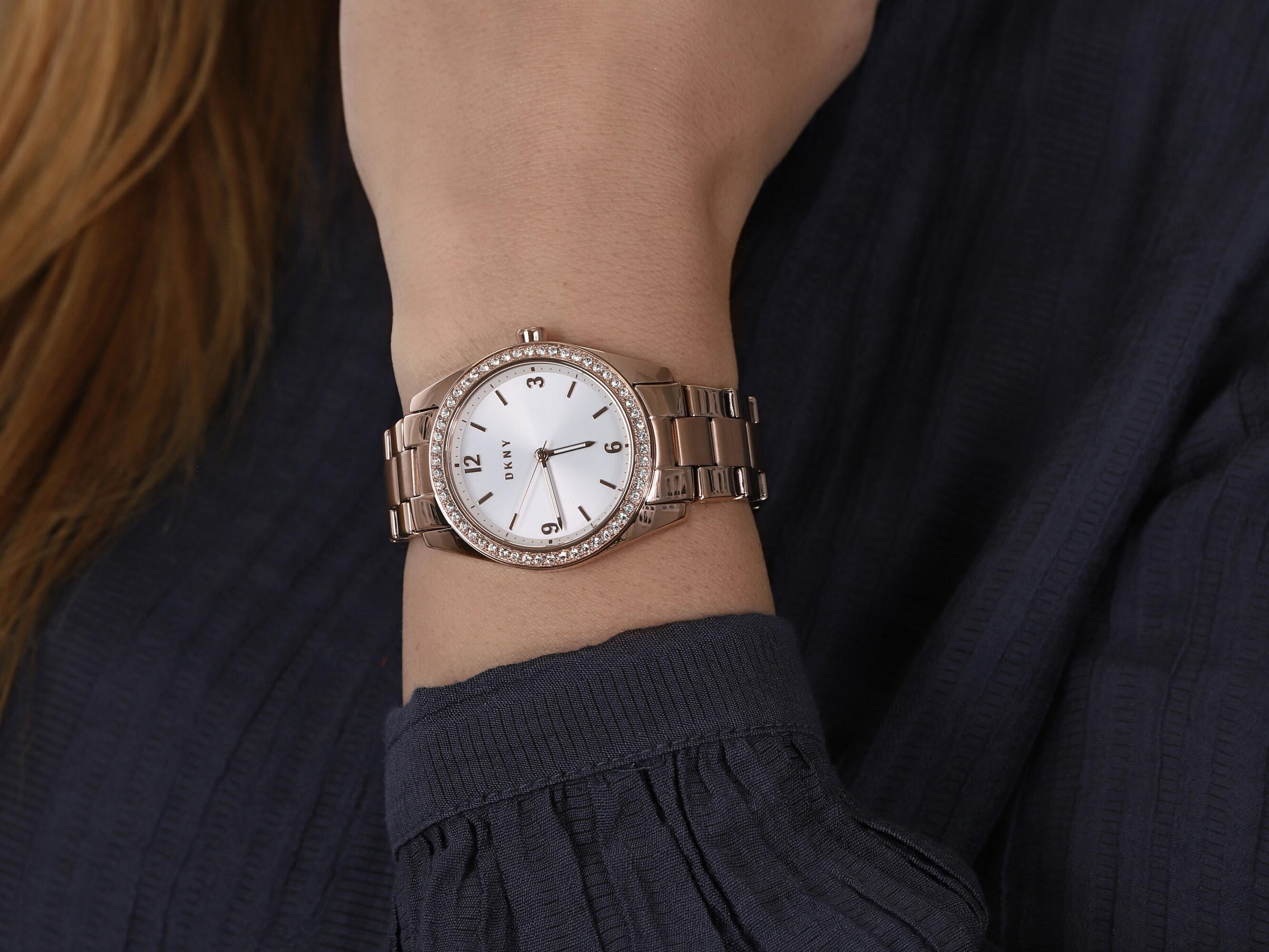DKNY NY2902 damski zegarek Bransoleta bransoleta