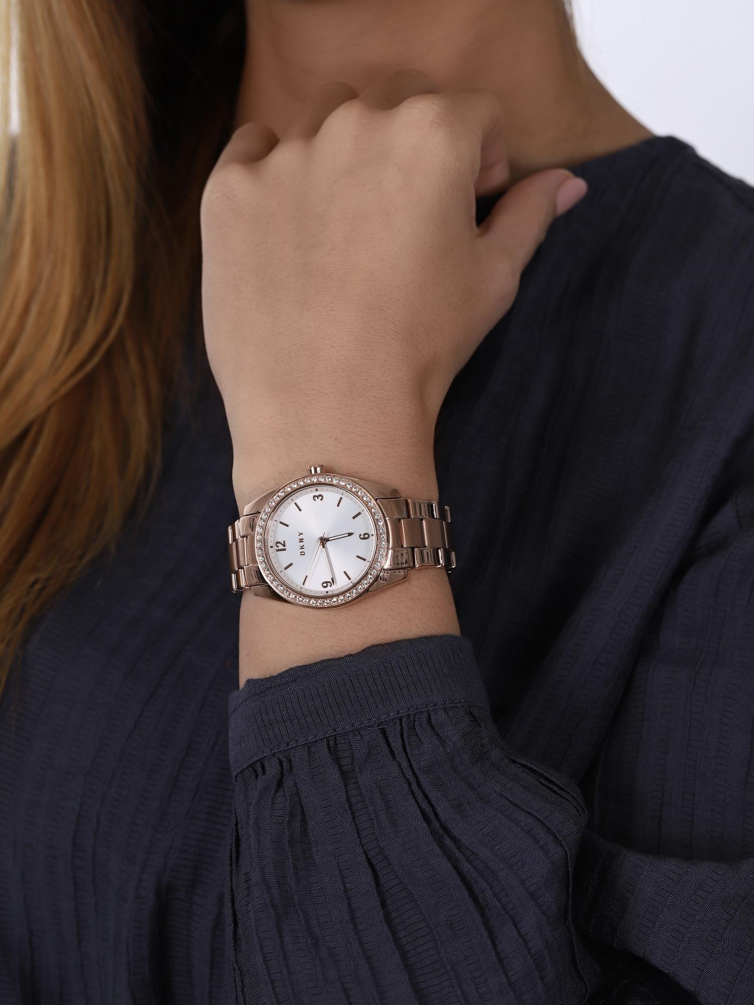 DKNY NY2902 NOLITA zegarek klasyczny Bransoleta