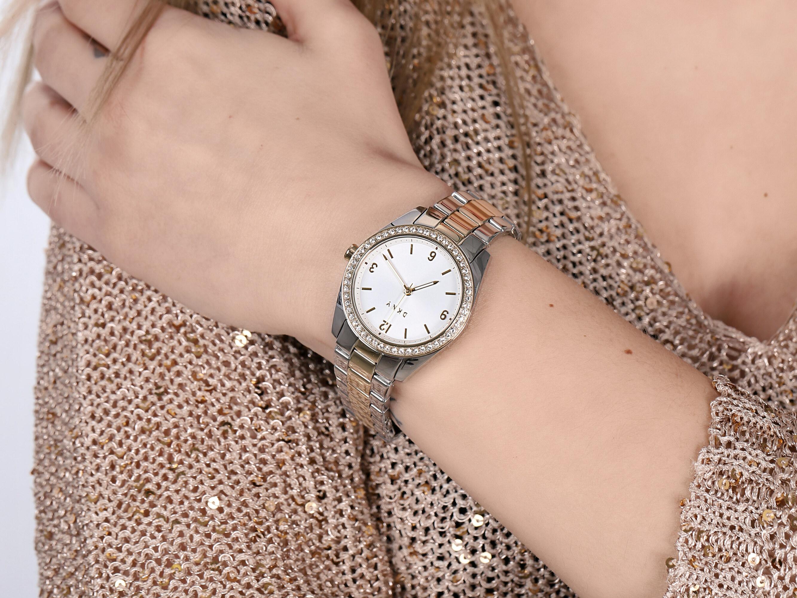 DKNY NY2903 zegarek klasyczny Bransoleta