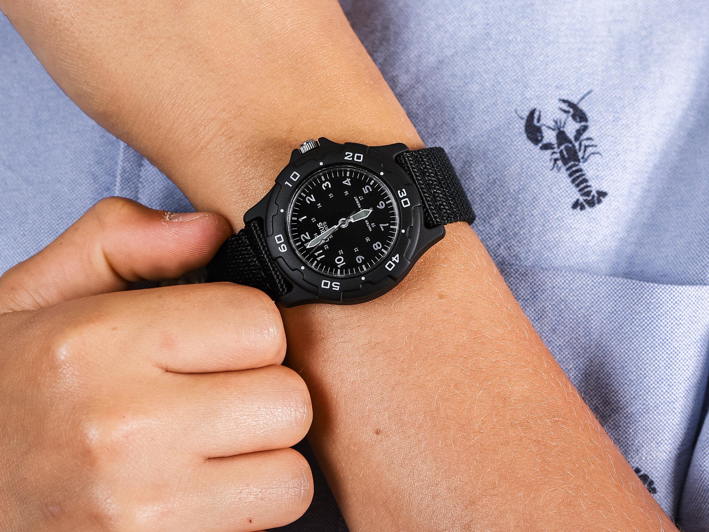 Lorus RRX89FX9 zegarek klasyczny Dla dzieci