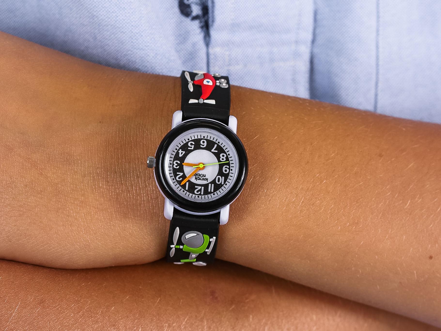 Knock Nocky JL3185001 Jelly zegarek klasyczny Jelly
