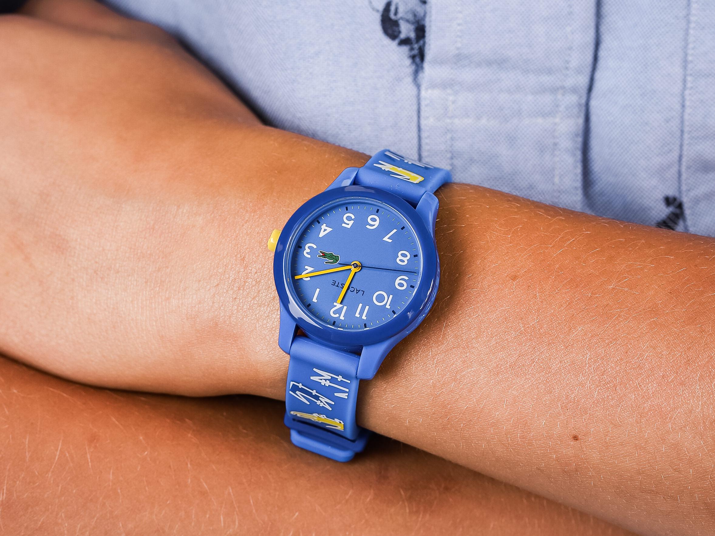 Lacoste 2030019 L1212 zegarek klasyczny Męskie