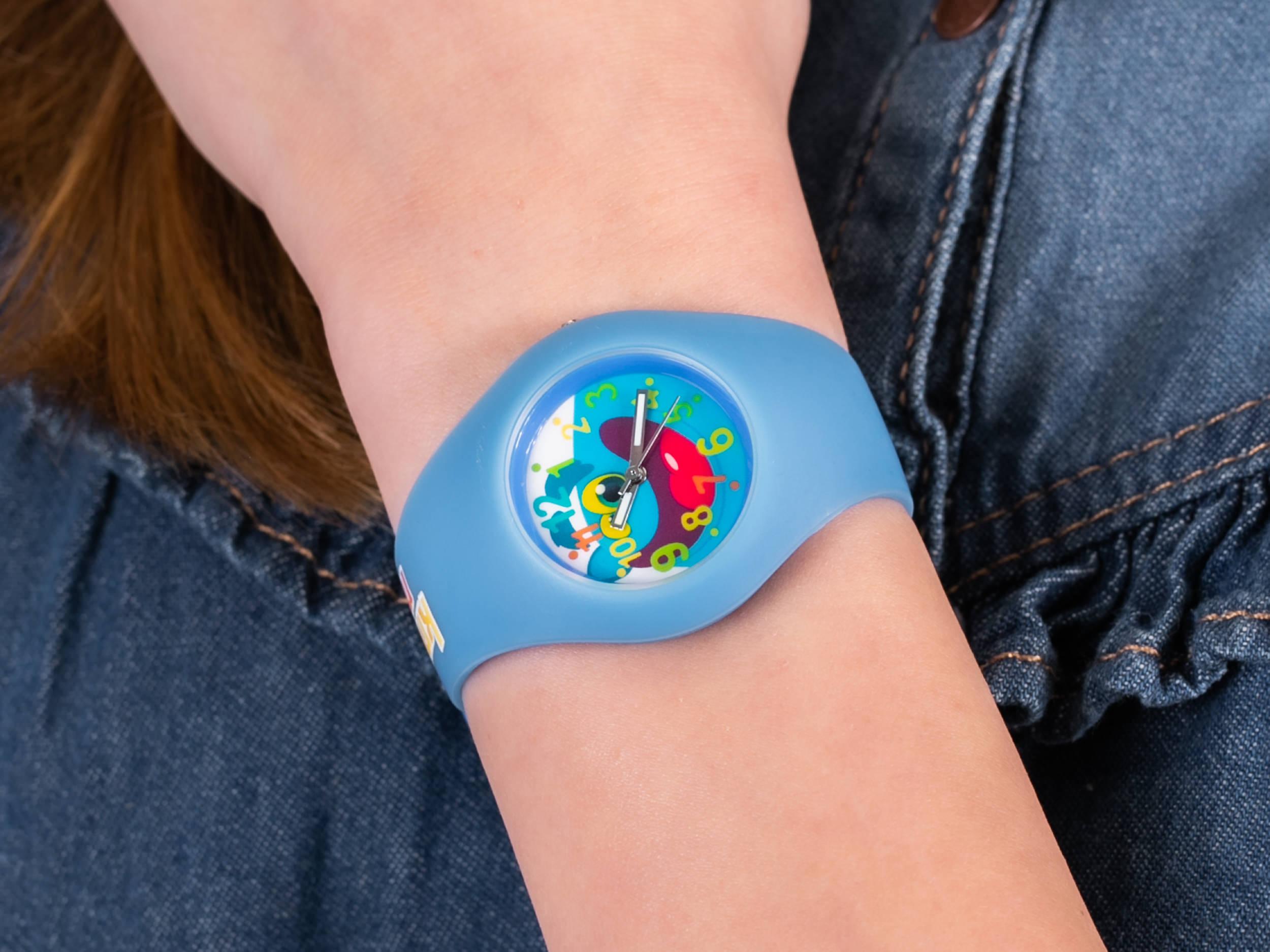 Knock Nocky FL KOTI Fluffy zegarek klasyczny Fluffy