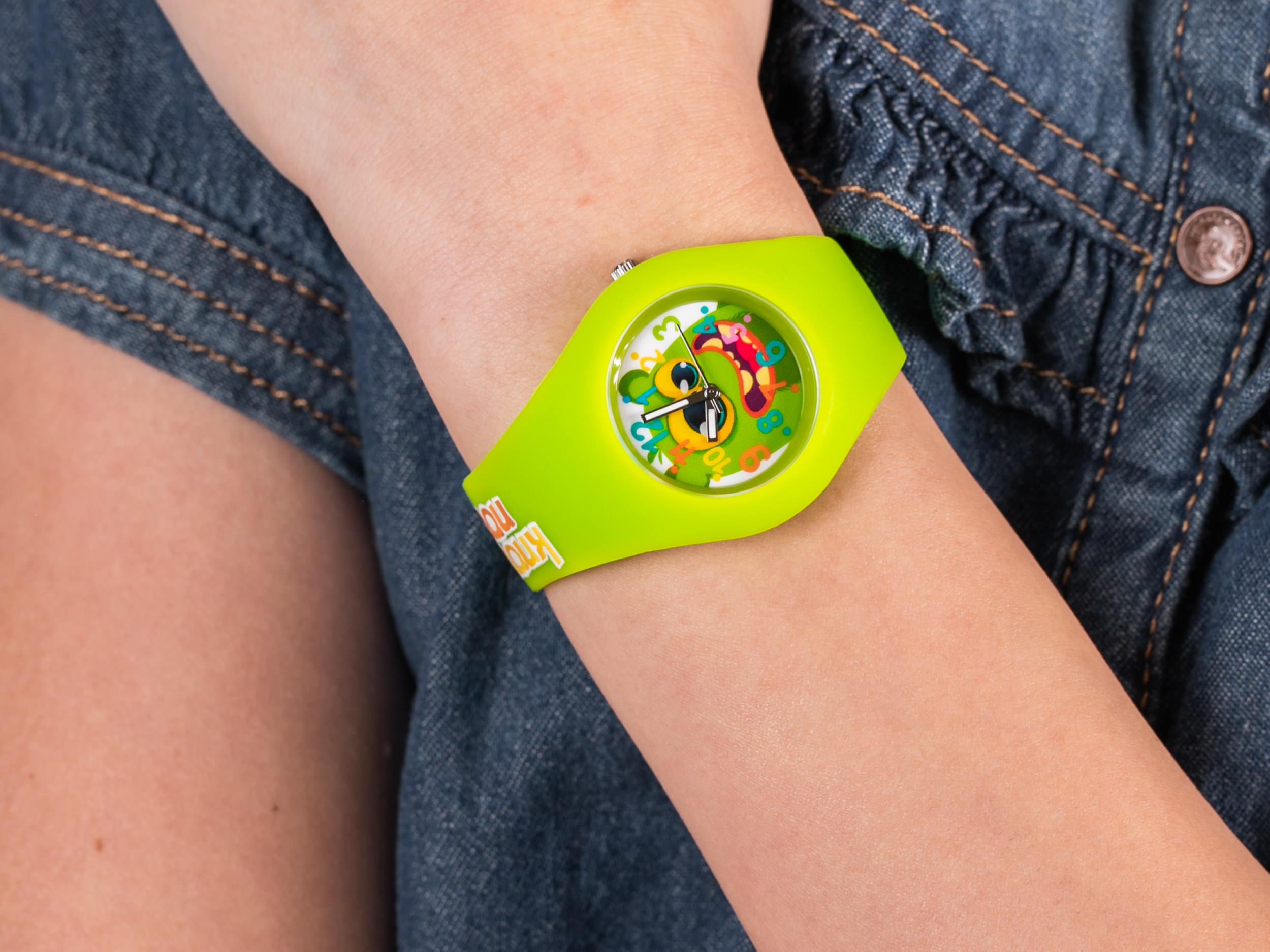 Knock Nocky FL MANIO Fluffy zegarek klasyczny Fluffy