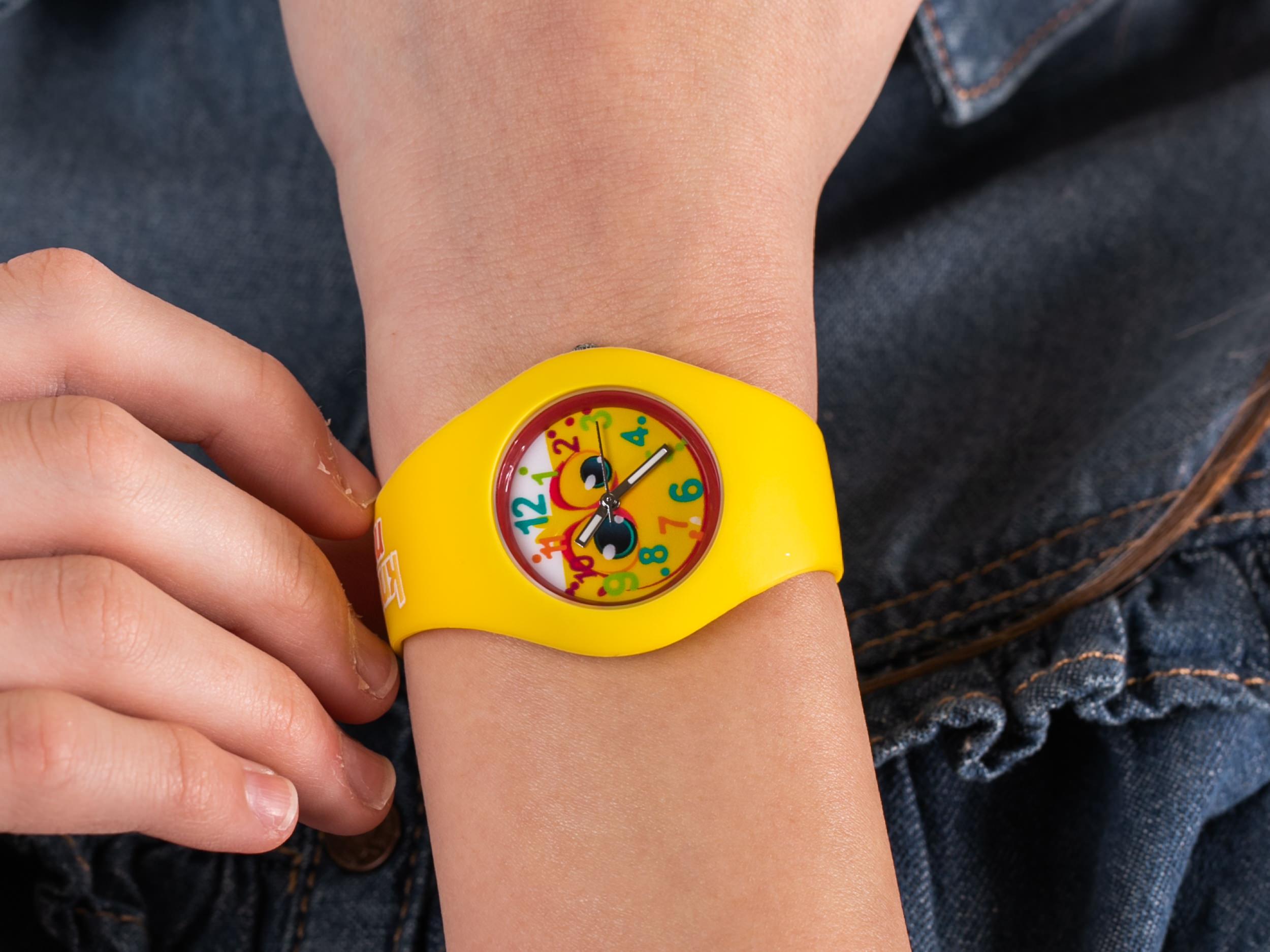 Knock Nocky FL NENEK Fluffy zegarek klasyczny Fluffy