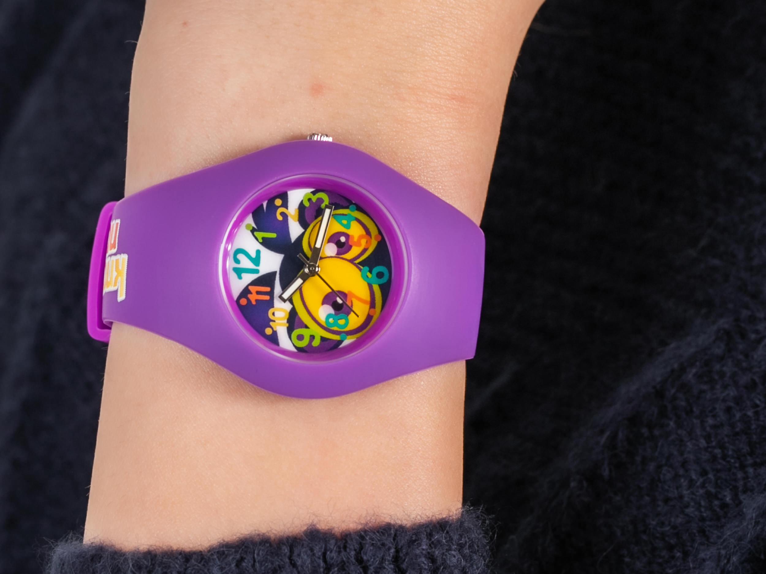 Knock Nocky FL TYMI Fluffy zegarek klasyczny Fluffy