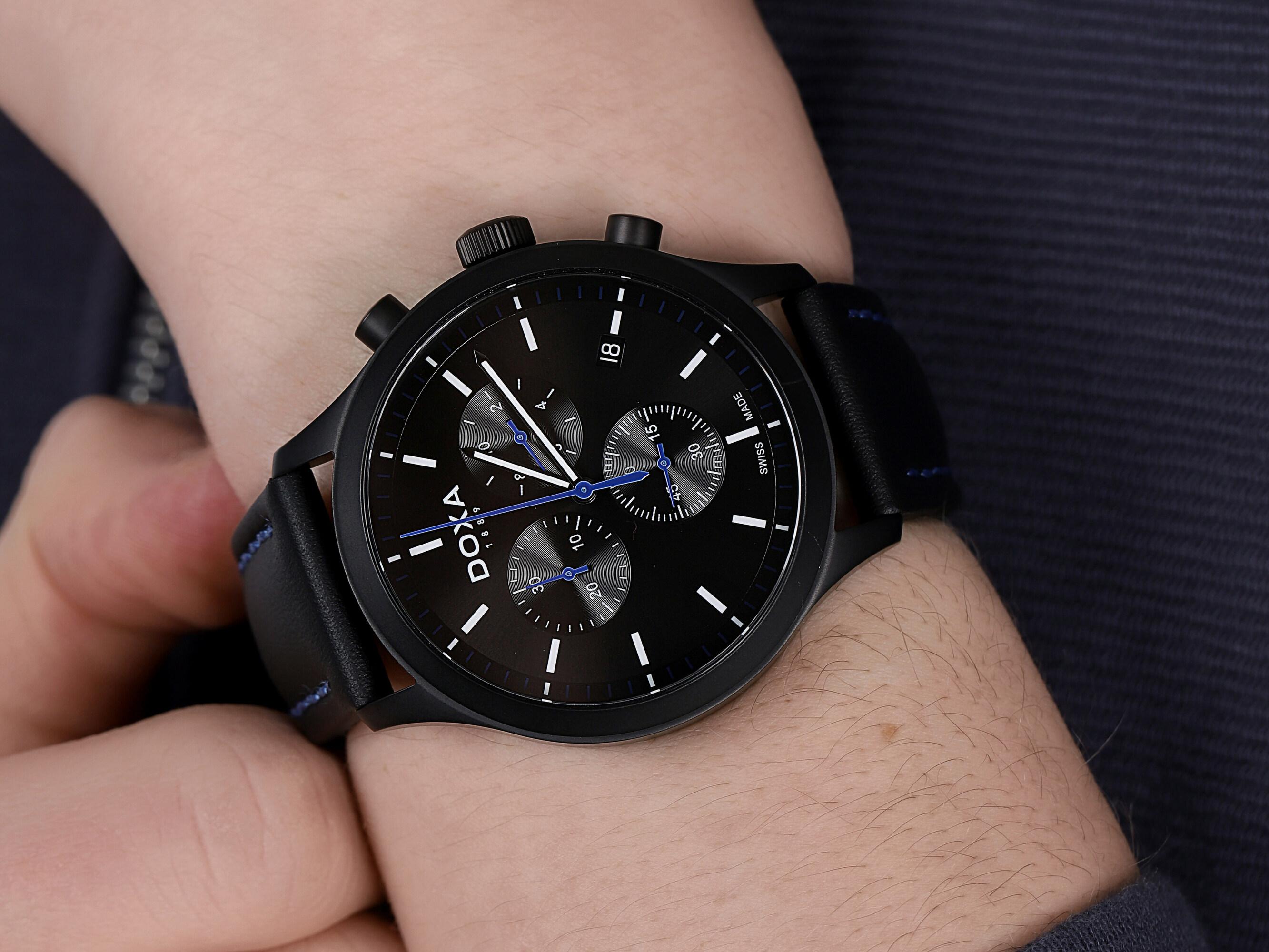 Doxa 165.70.191.01 zegarek męski D-Chrono