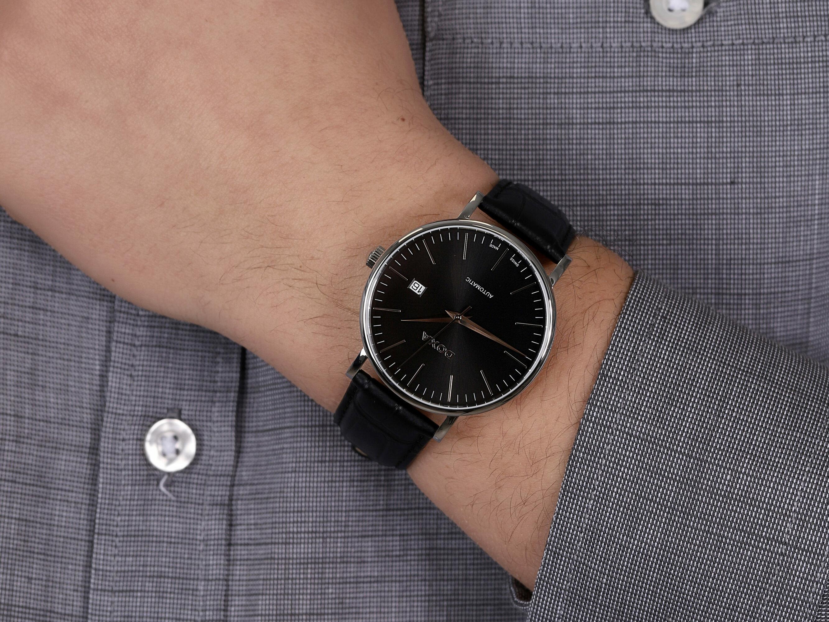 Doxa 171.10.101.01 zegarek męski D-Light