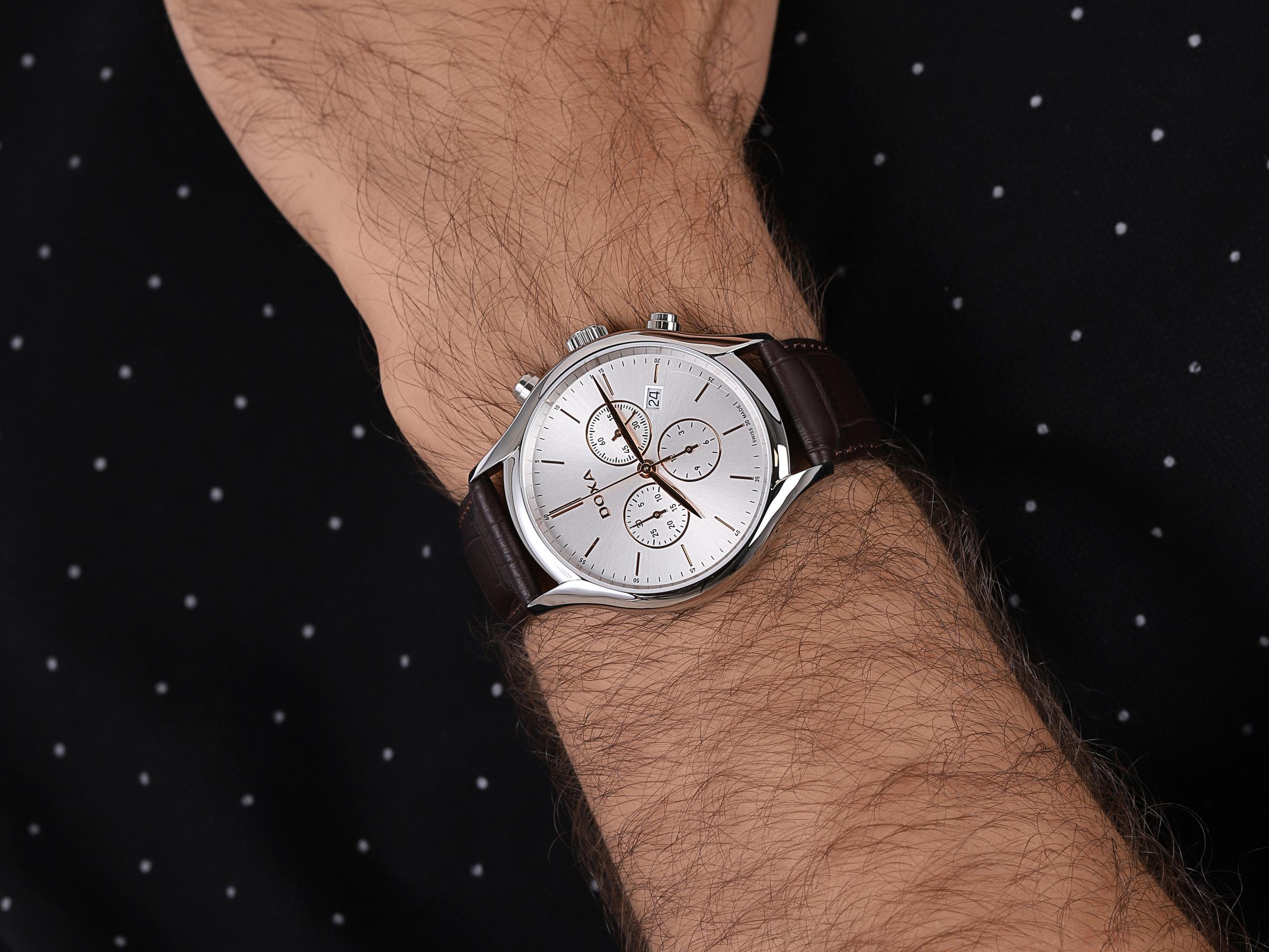 Doxa 218.10.021R.02 zegarek męski Challenge