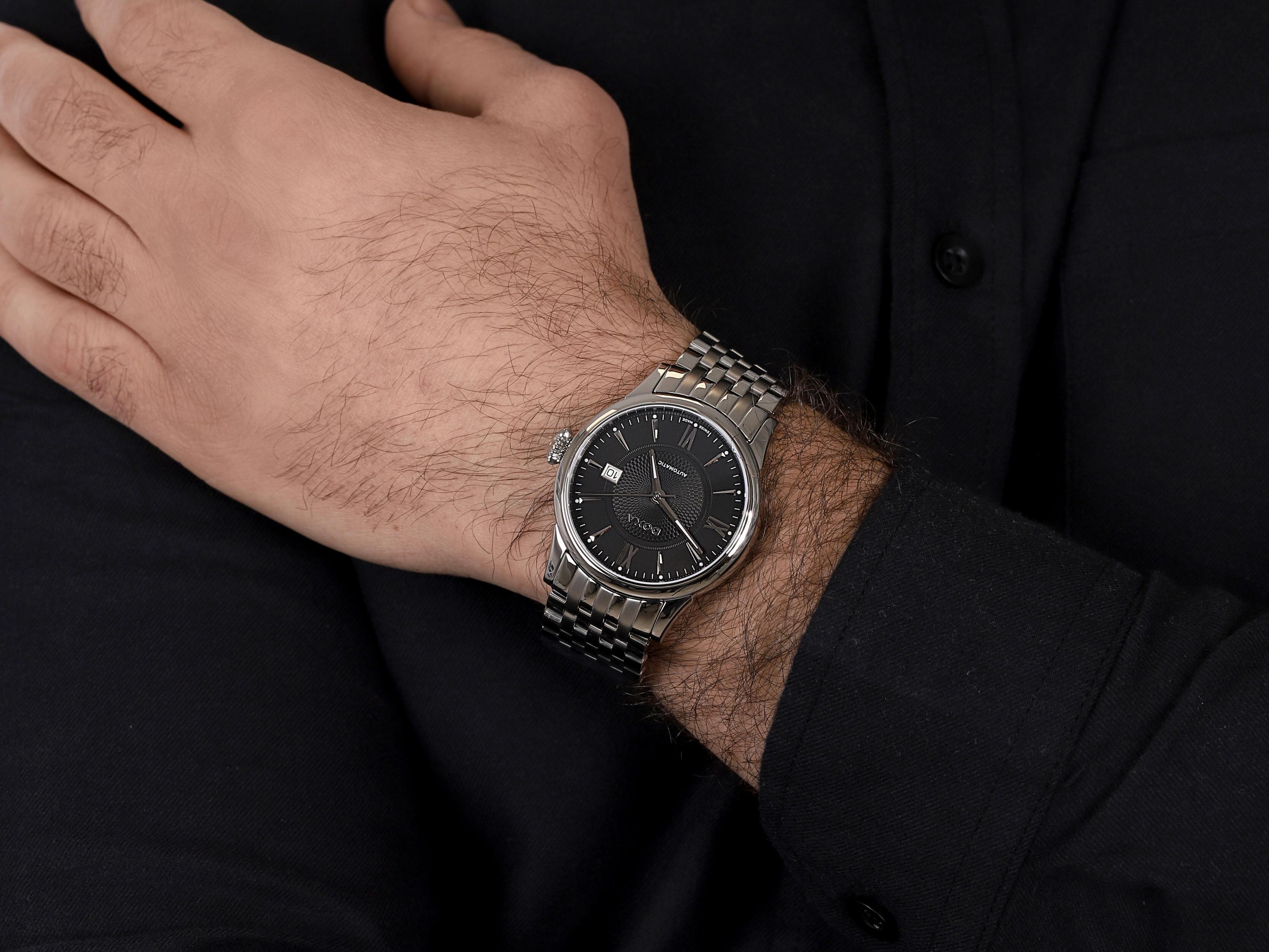 Doxa 624.10.102.210 zegarek męski Vintage