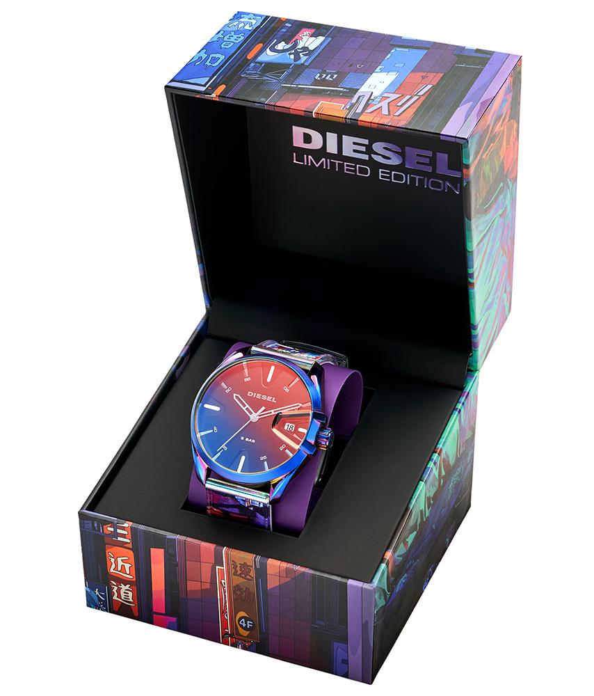 DZ1942 zegarek męski MS9 Chrono