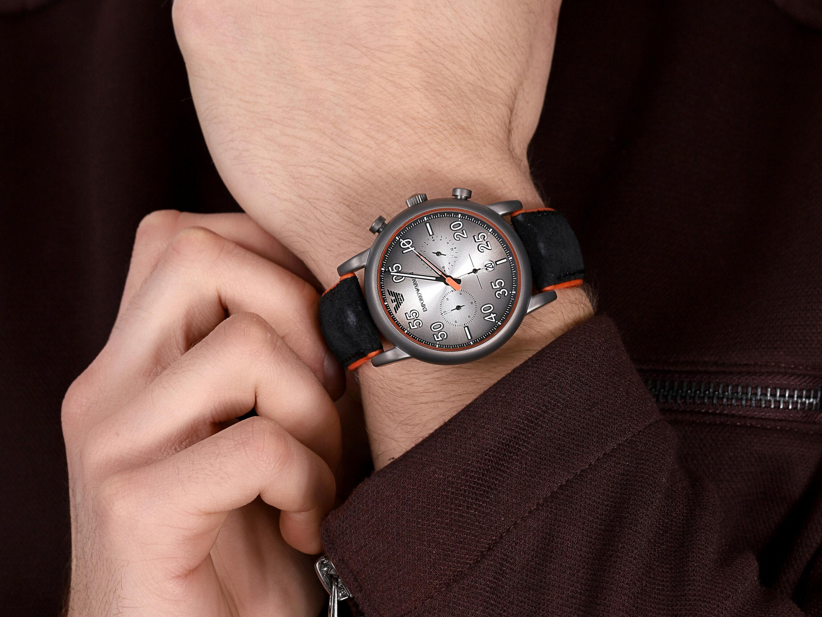 Emporio Armani AR11174 zegarek fashion/modowy Sports and Fashion