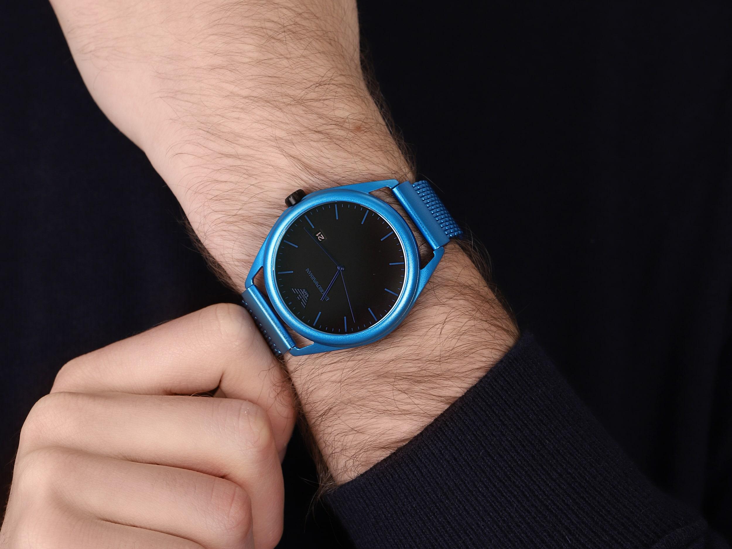 Emporio Armani AR11328 męski zegarek Mens bransoleta