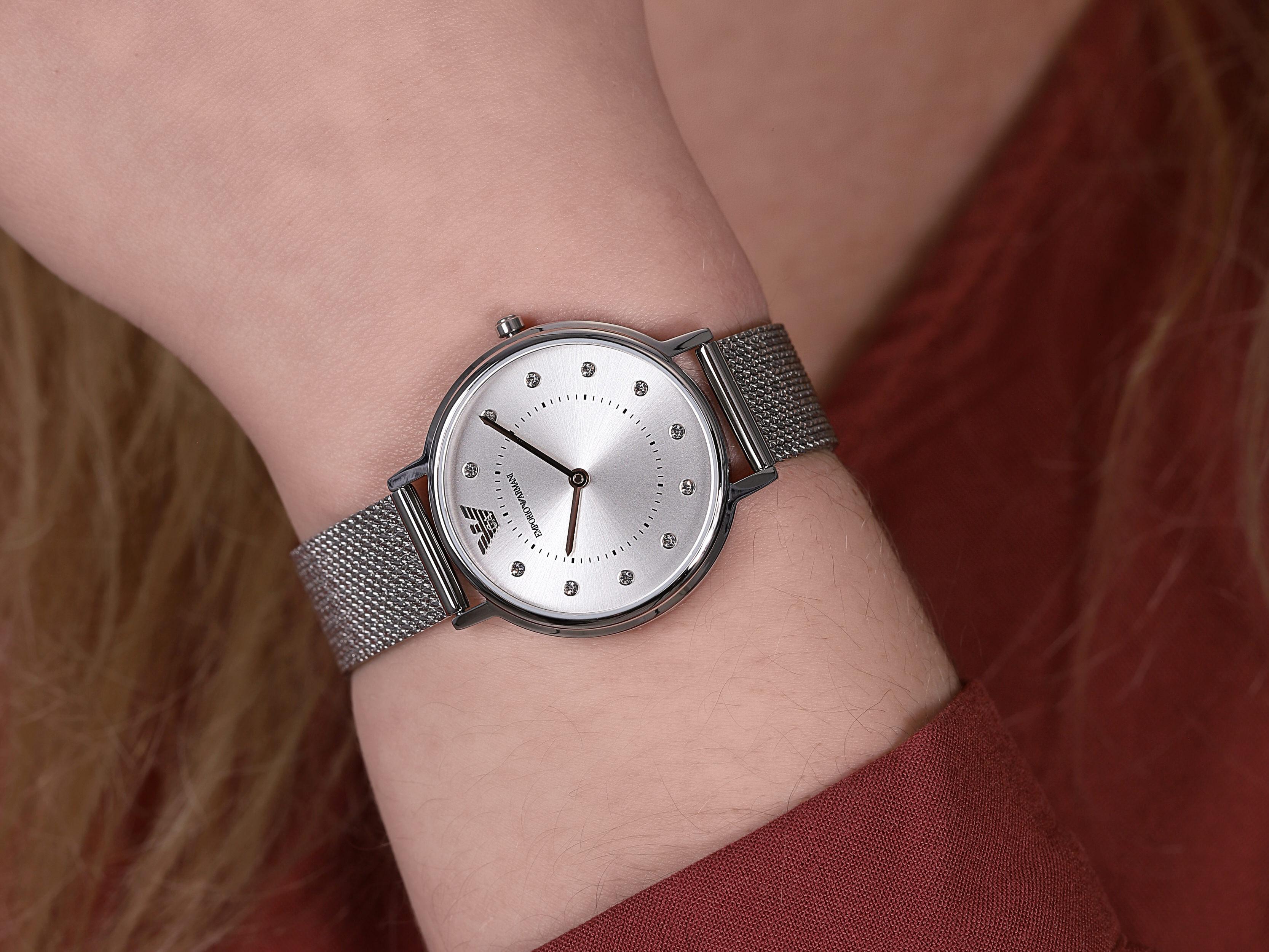 Emporio Armani AR80029 zegarek klasyczny Ladies