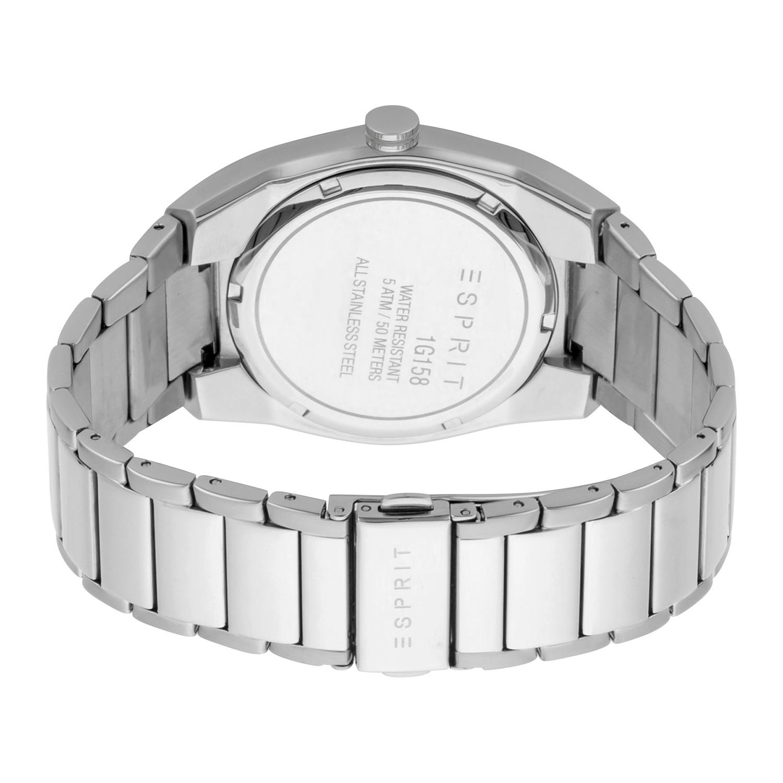 Esprit ES1G158M0075 męski zegarek Męskie bransoleta
