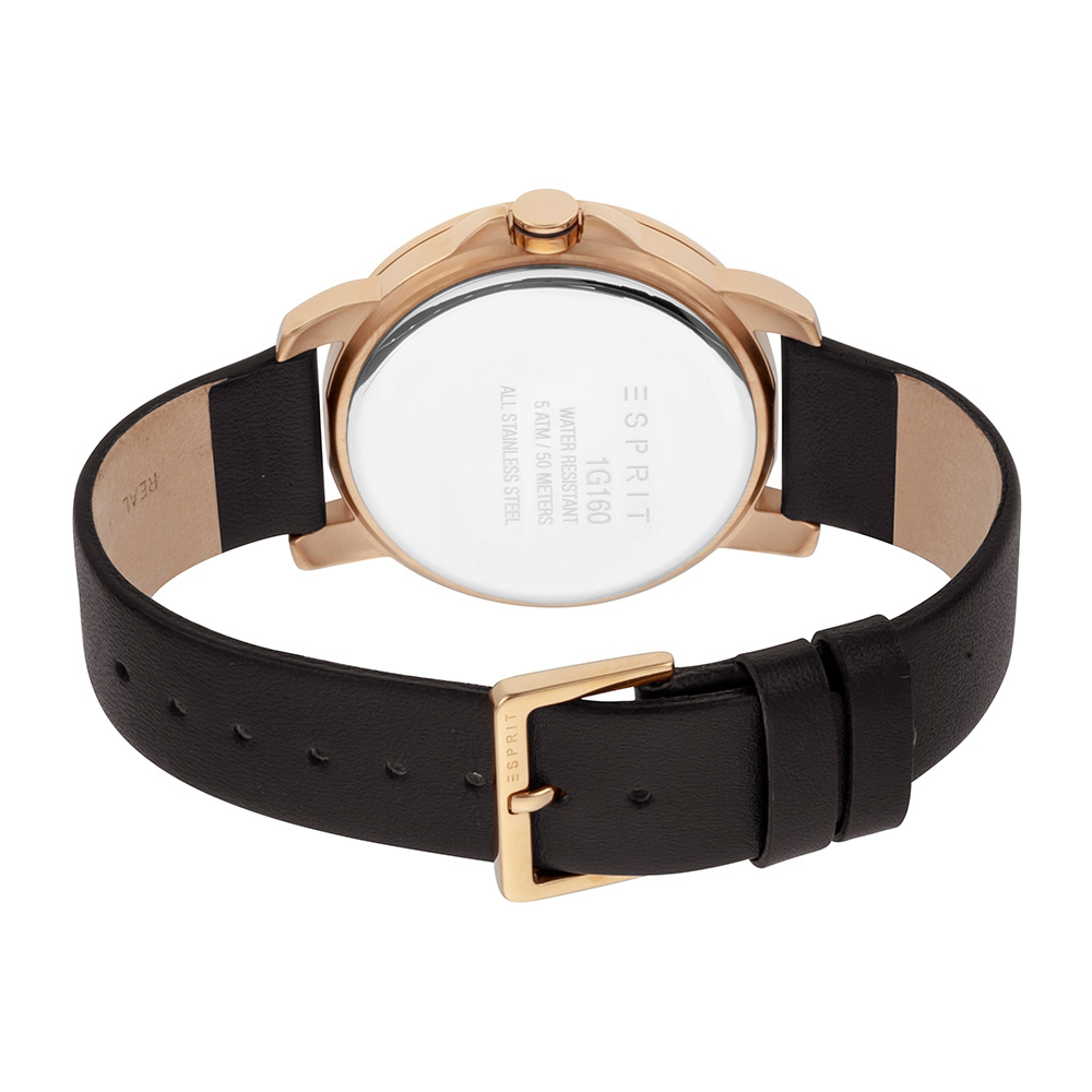 Esprit ES1G160L0025 męski zegarek Męskie pasek