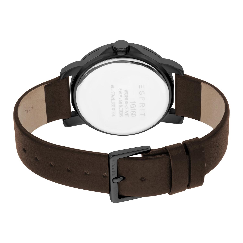 Esprit ES1G160L0035 męski zegarek Męskie pasek