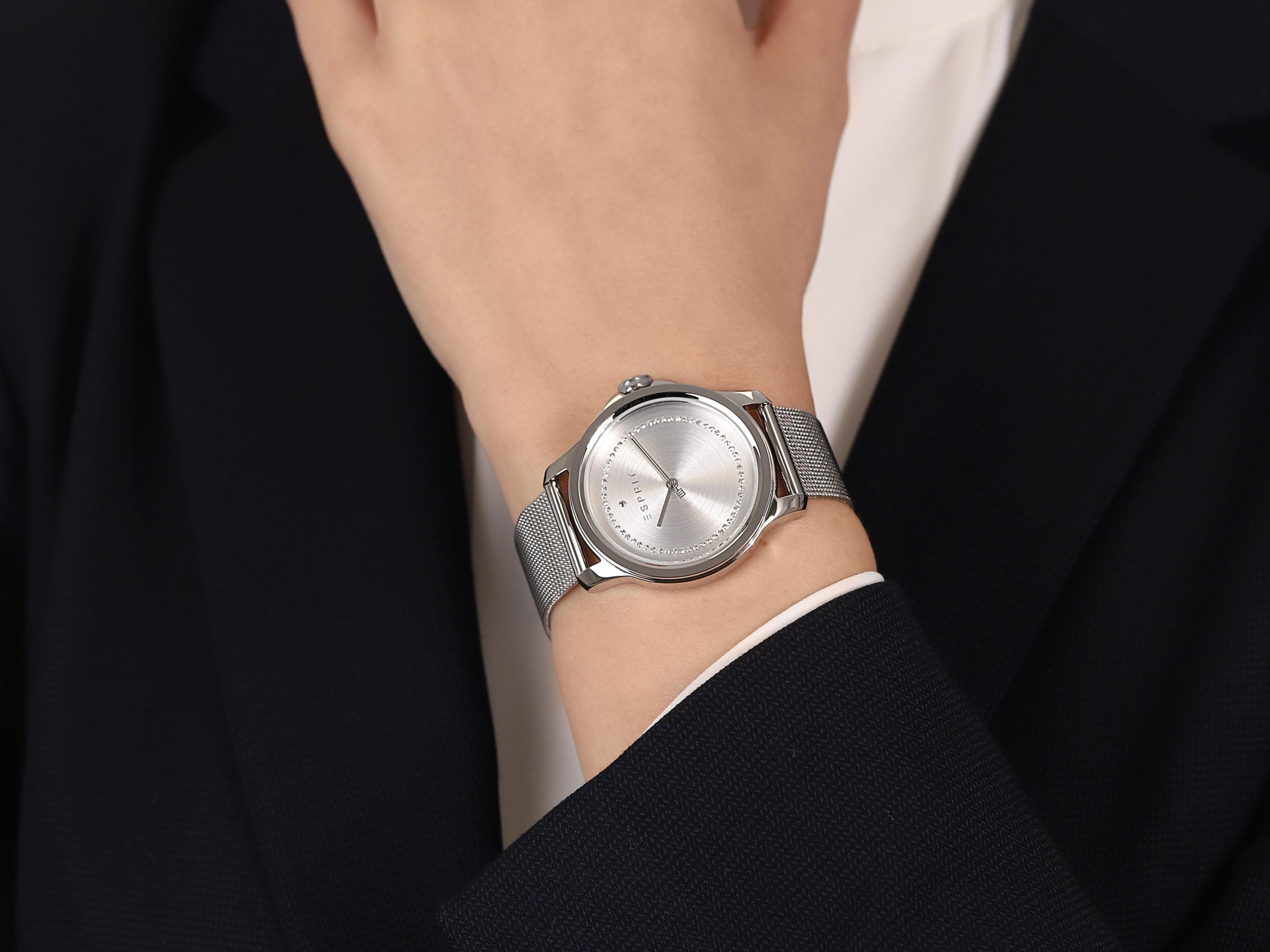 Esprit ES1L147M0055 zegarek klasyczny Damskie