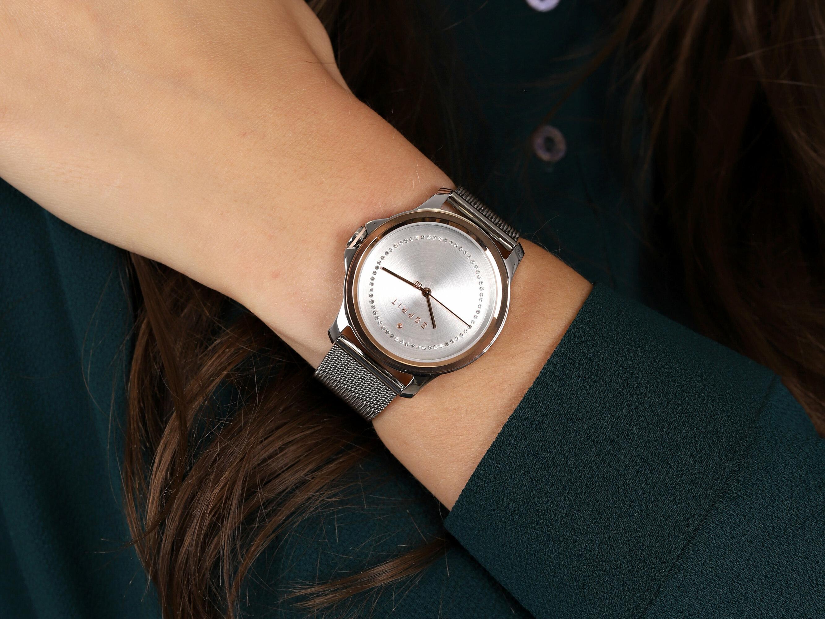 Esprit ES1L147M0115 zegarek klasyczny Damskie