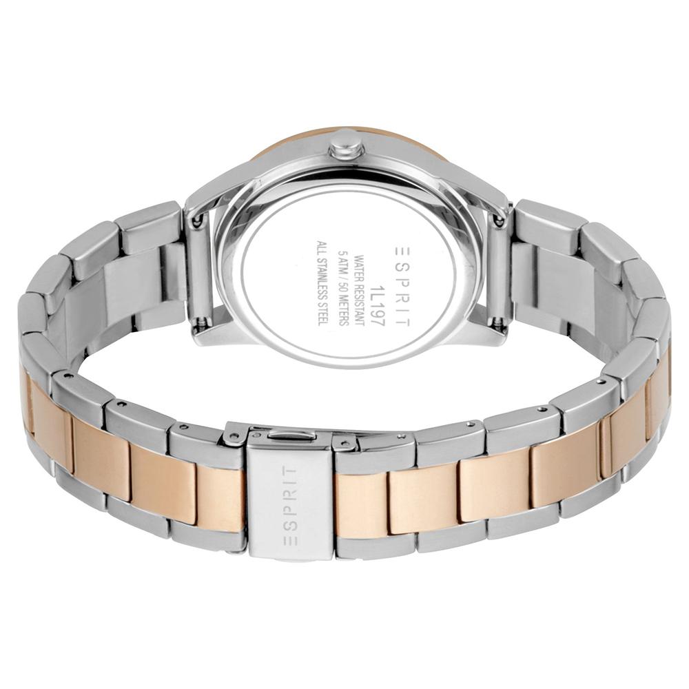 Esprit ES1L197M1035 damski zegarek Damskie bransoleta