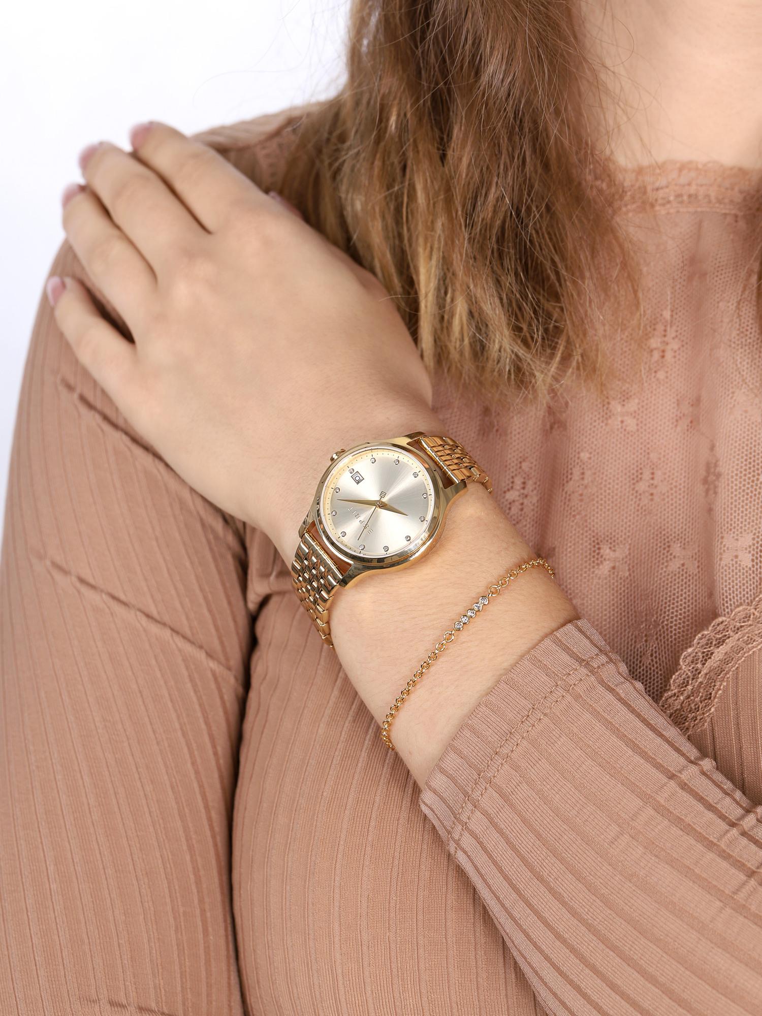 Esprit ES1L198M0075 Damskie zegarek damski klasyczny mineralne
