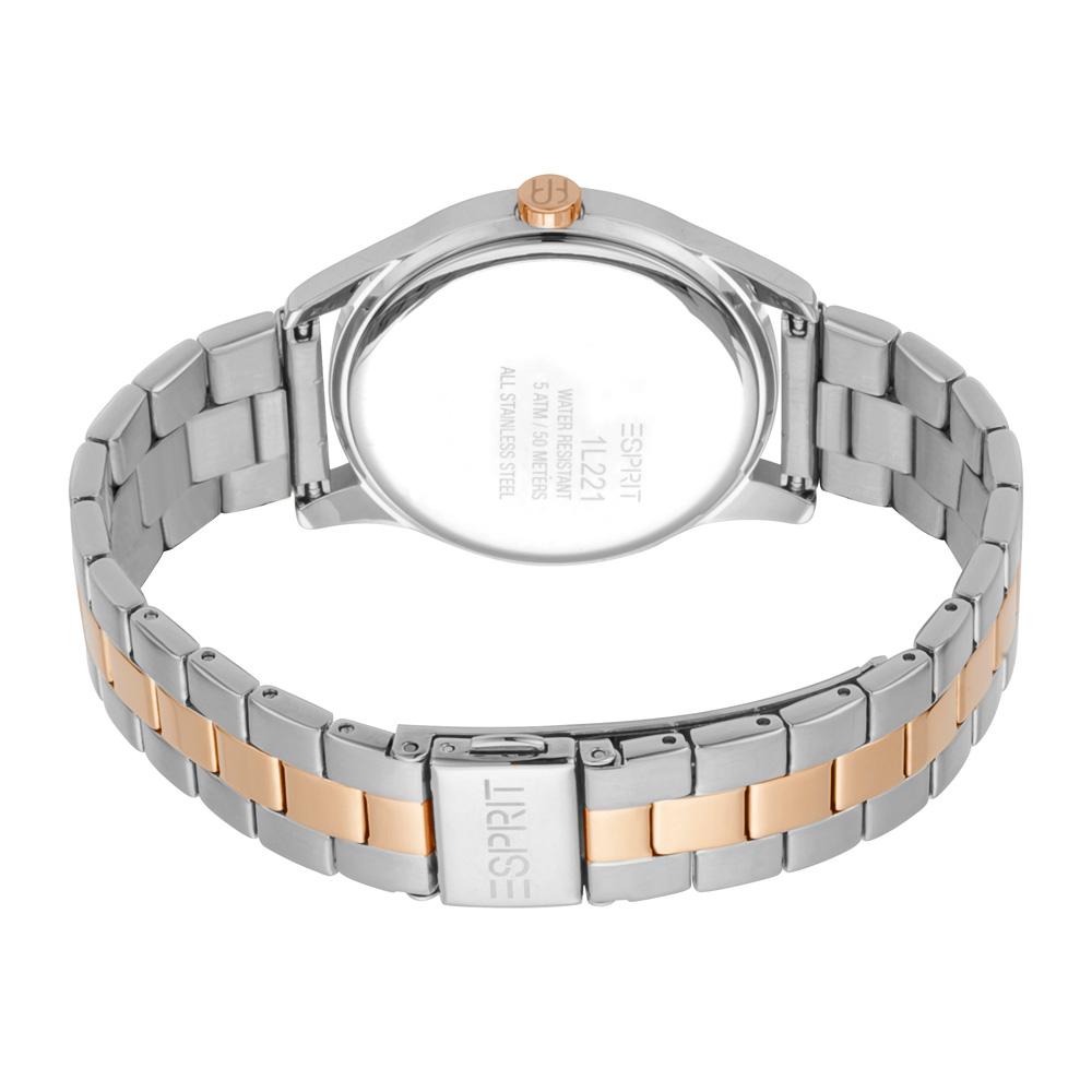 Esprit ES1L221M0095 damski zegarek Damskie bransoleta