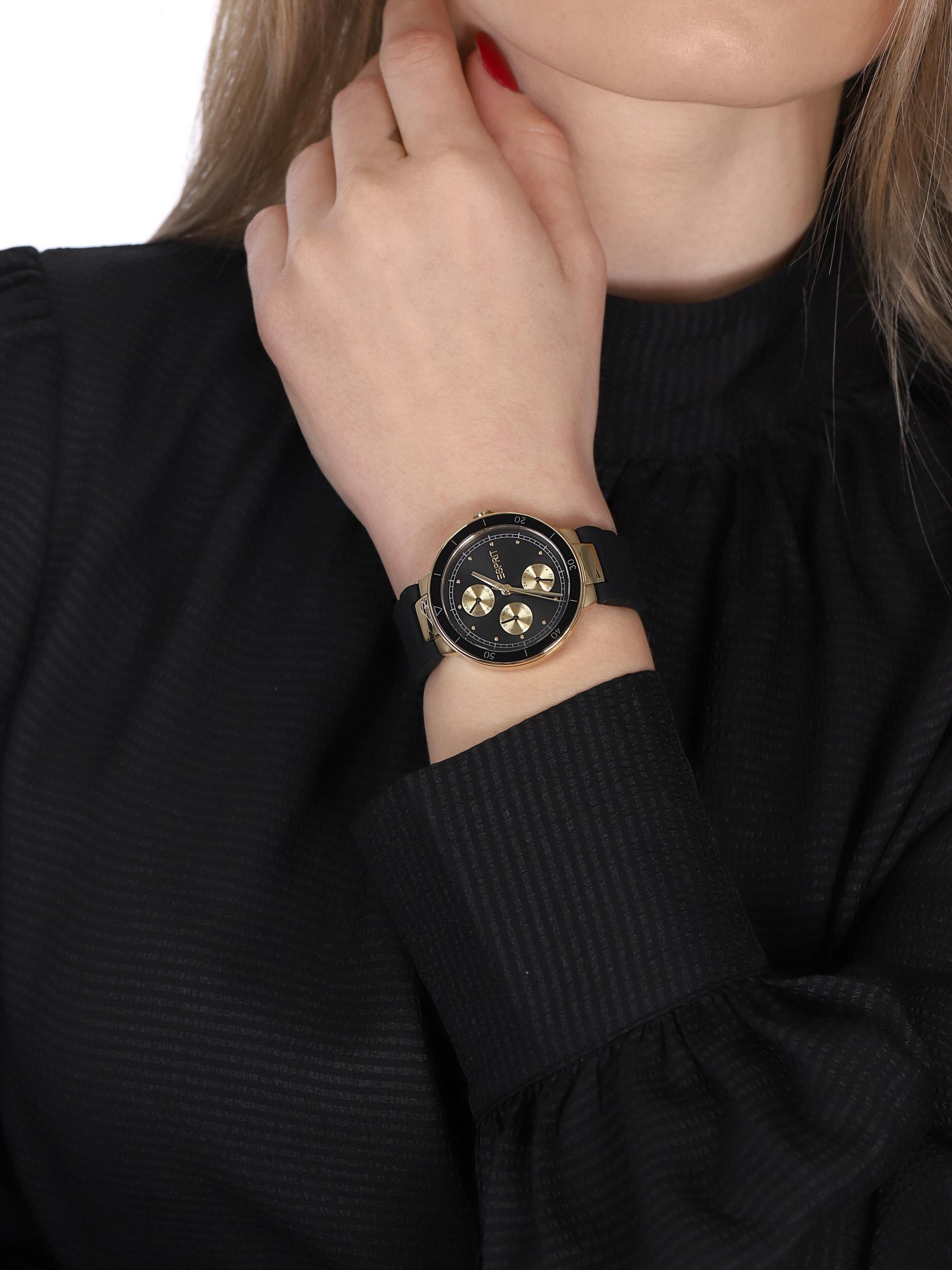 Esprit ES1L226P0075 damski zegarek Damskie pasek