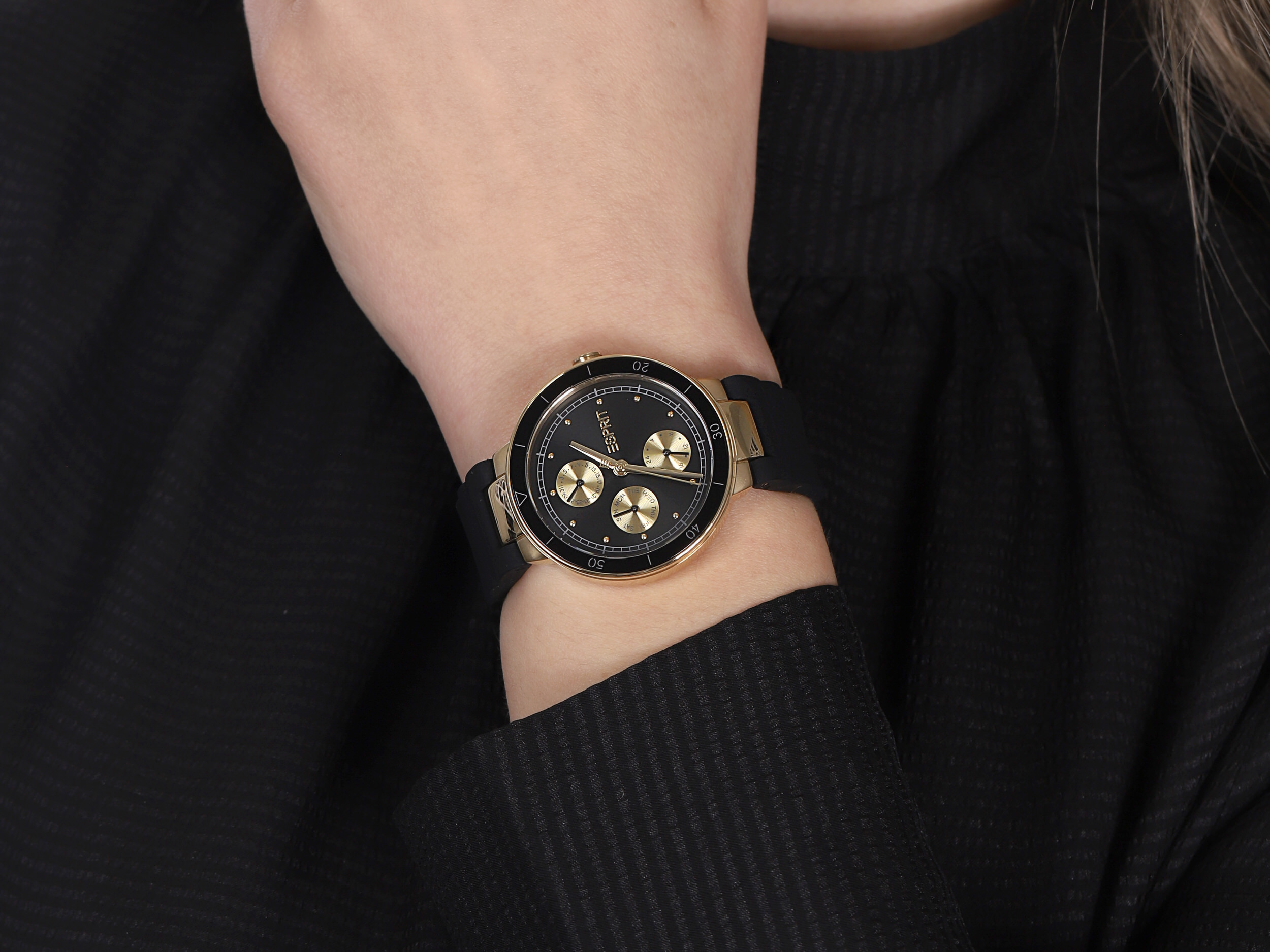 Esprit ES1L226P0075 zegarek damski Damskie