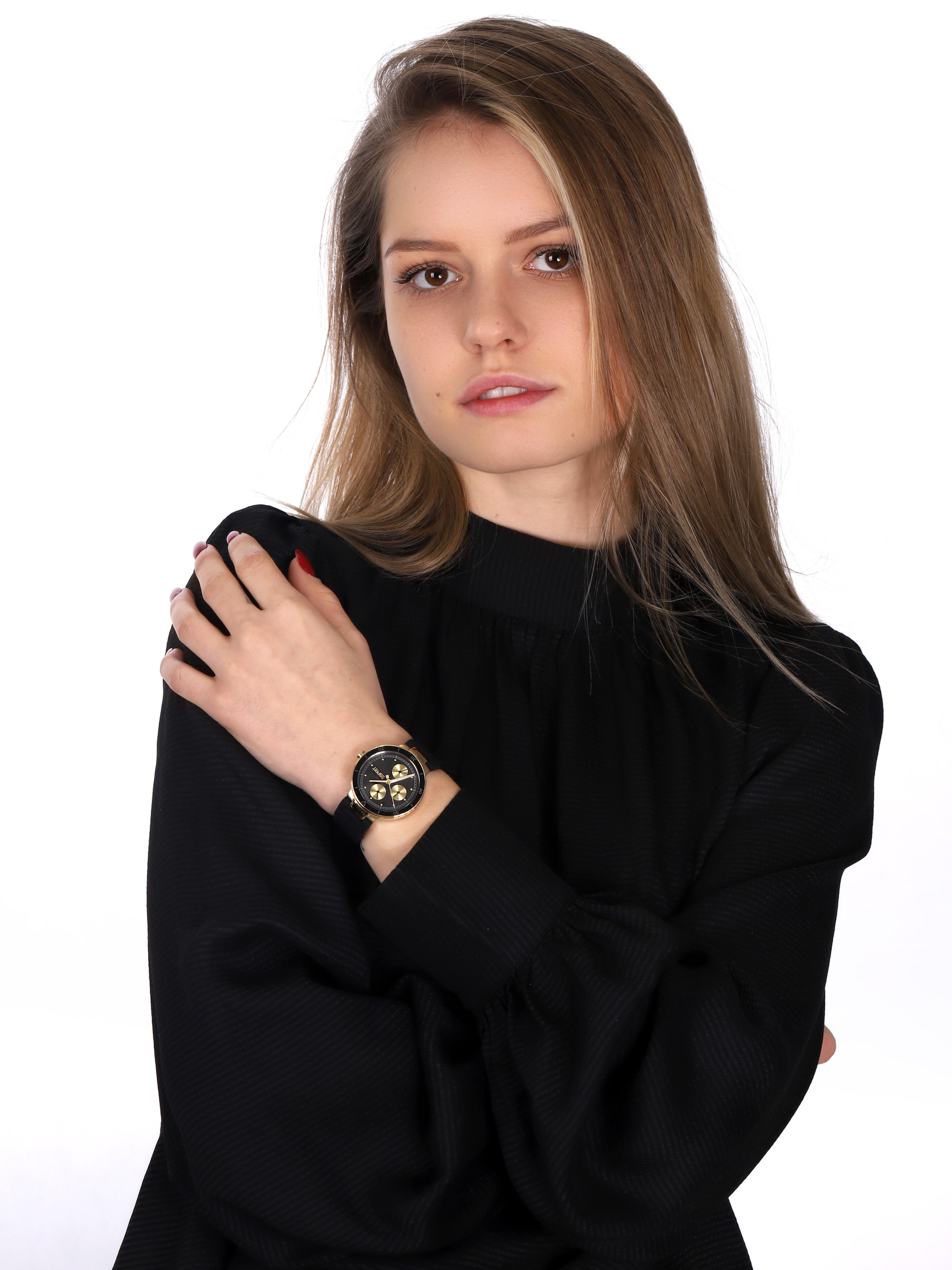 Esprit ES1L226P0075 zegarek klasyczny Damskie