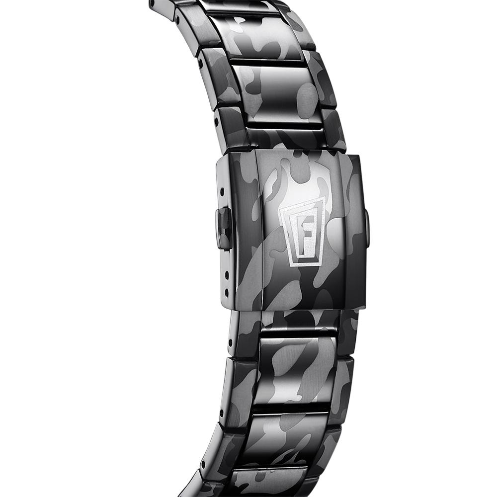 F20545-1 smartwatch czarny sportowy Connected bransoleta