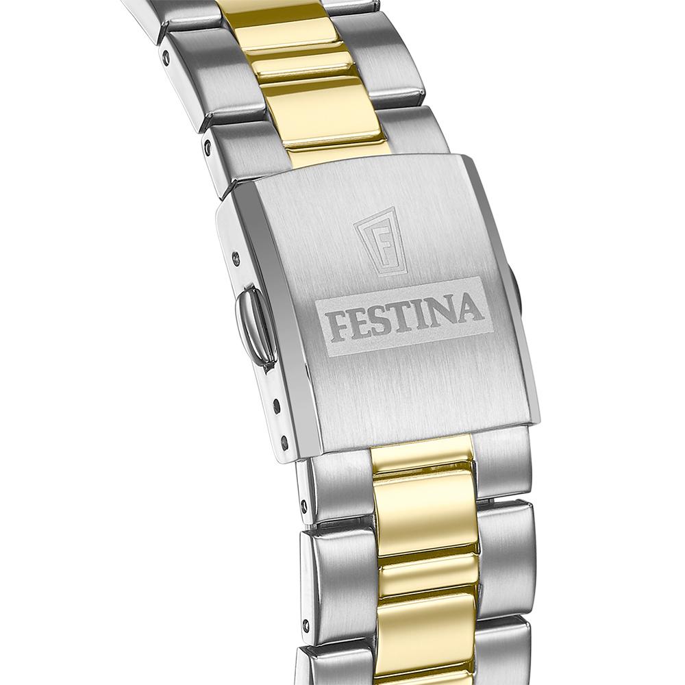 F20554-4 męski zegarek Classic bransoleta