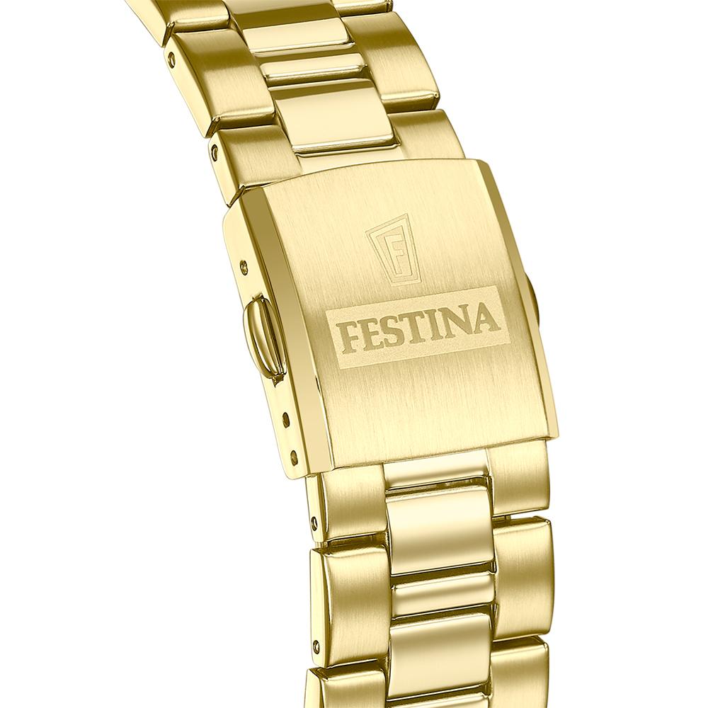 F20555-3 męski zegarek Classic bransoleta