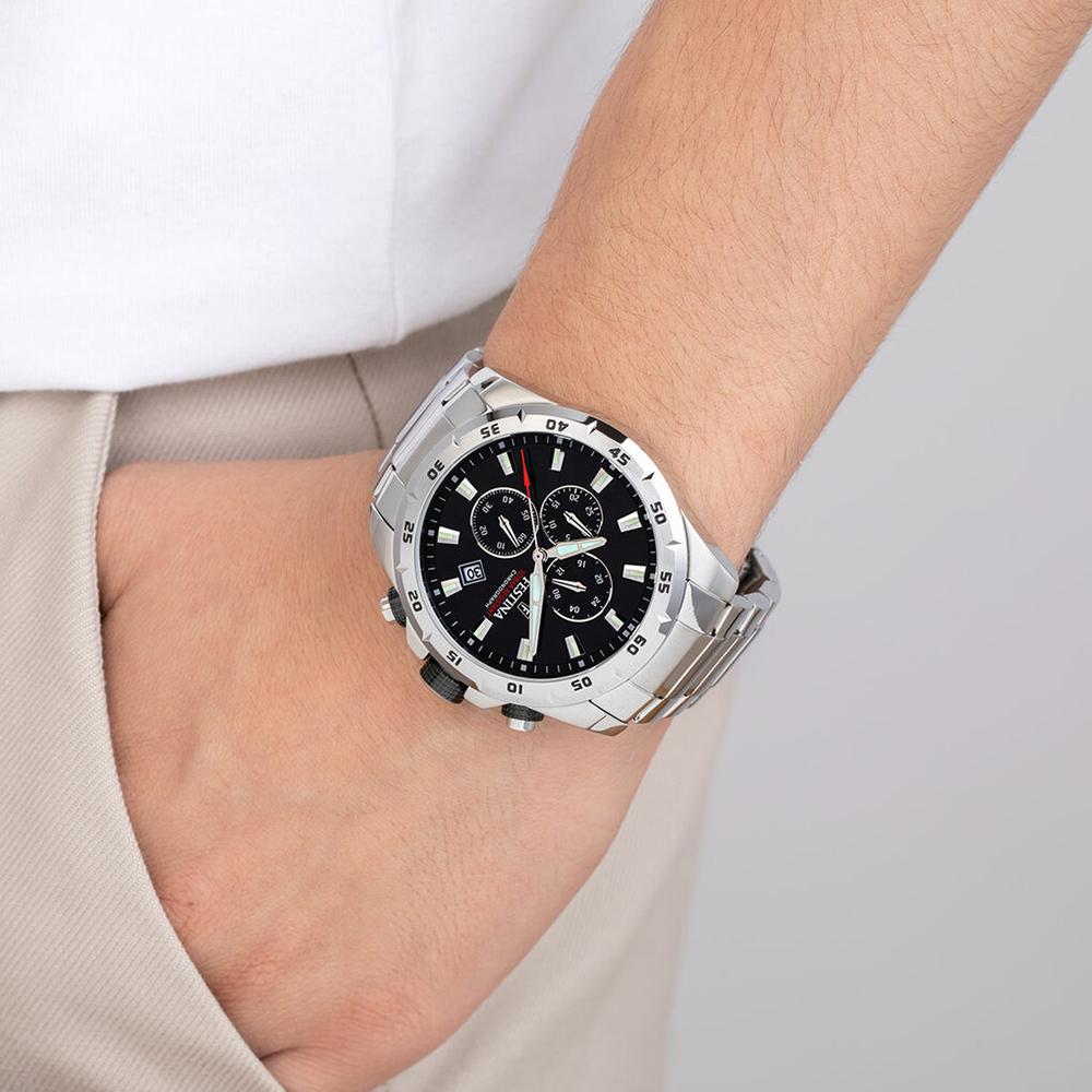 Festina F20463-3 zegarek męski Chronograf
