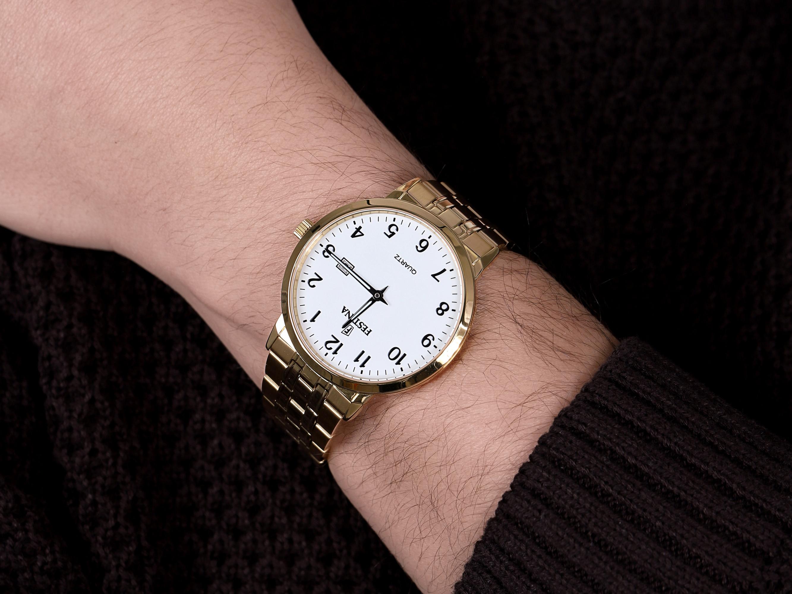 Festina F20513-1 Classic zegarek klasyczny Classic