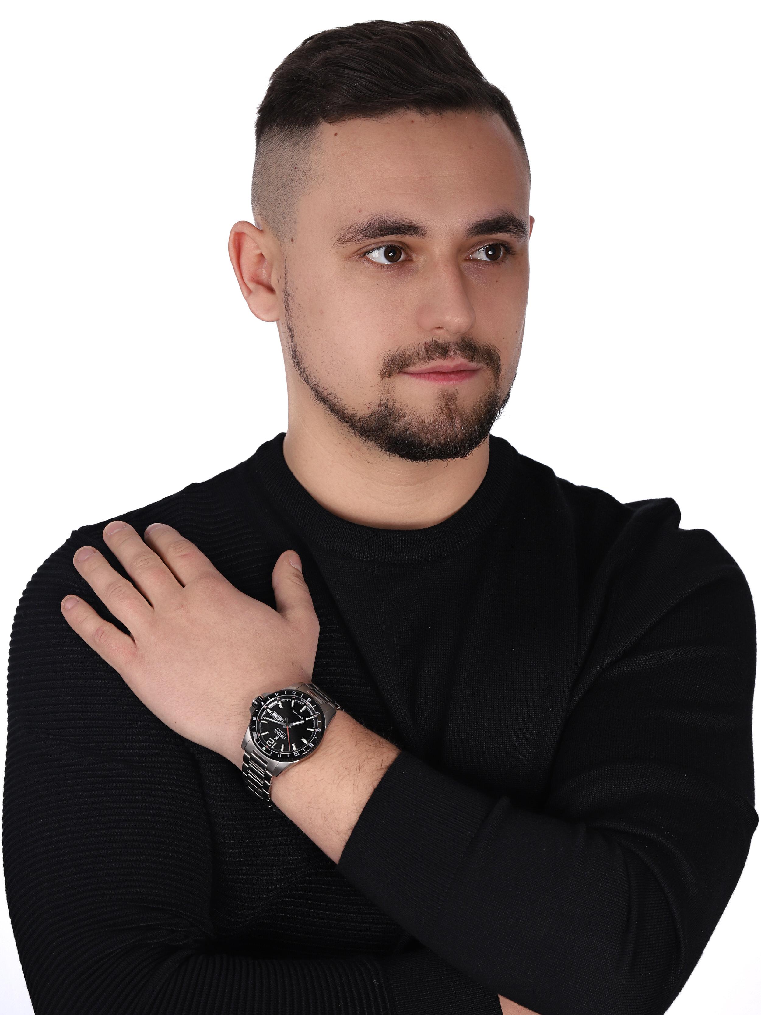 Festina F20529-4 zegarek męski Titanium