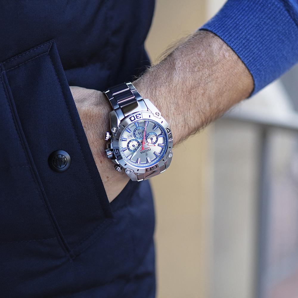 Festina F20543-1 zegarek męski Chrono Bike