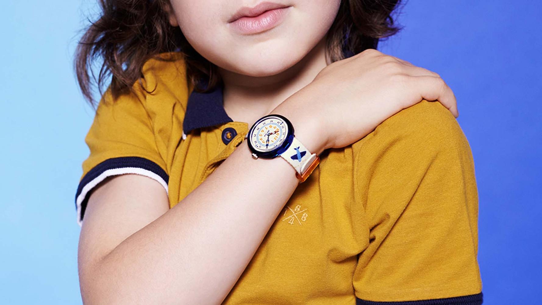Flik Flak FBNP122 dla dzieci zegarek Story Time pasek