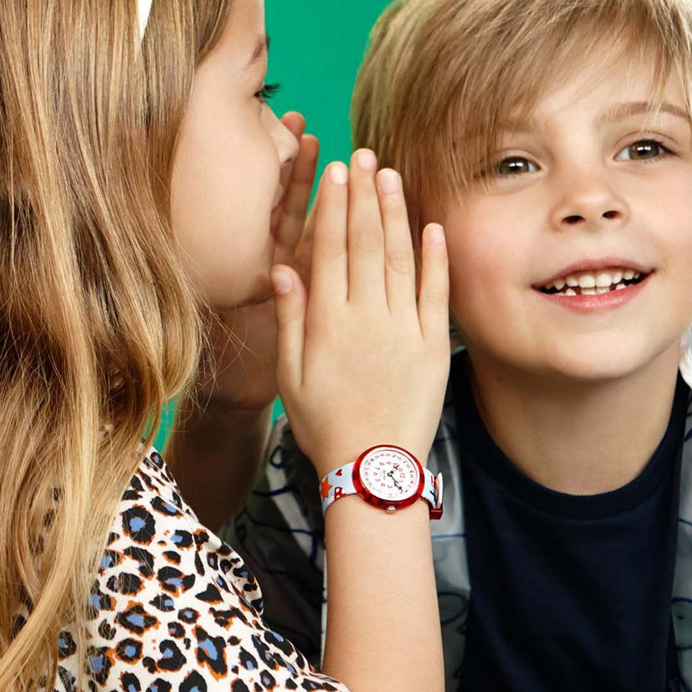 Flik Flak FBNP142 dla dzieci zegarek Story Time pasek