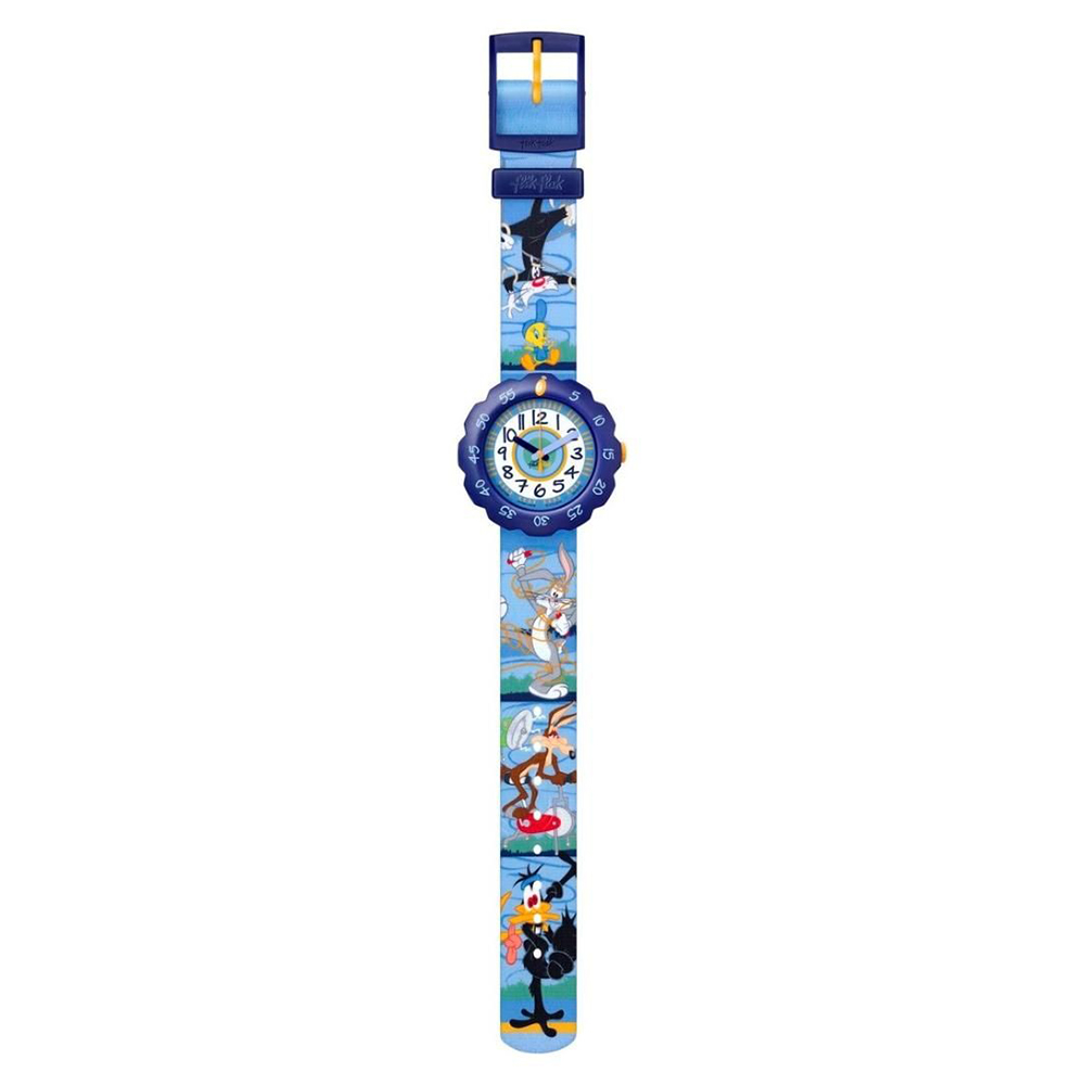 Flik Flak FLSP008 zegarek dla dzieci Power Time