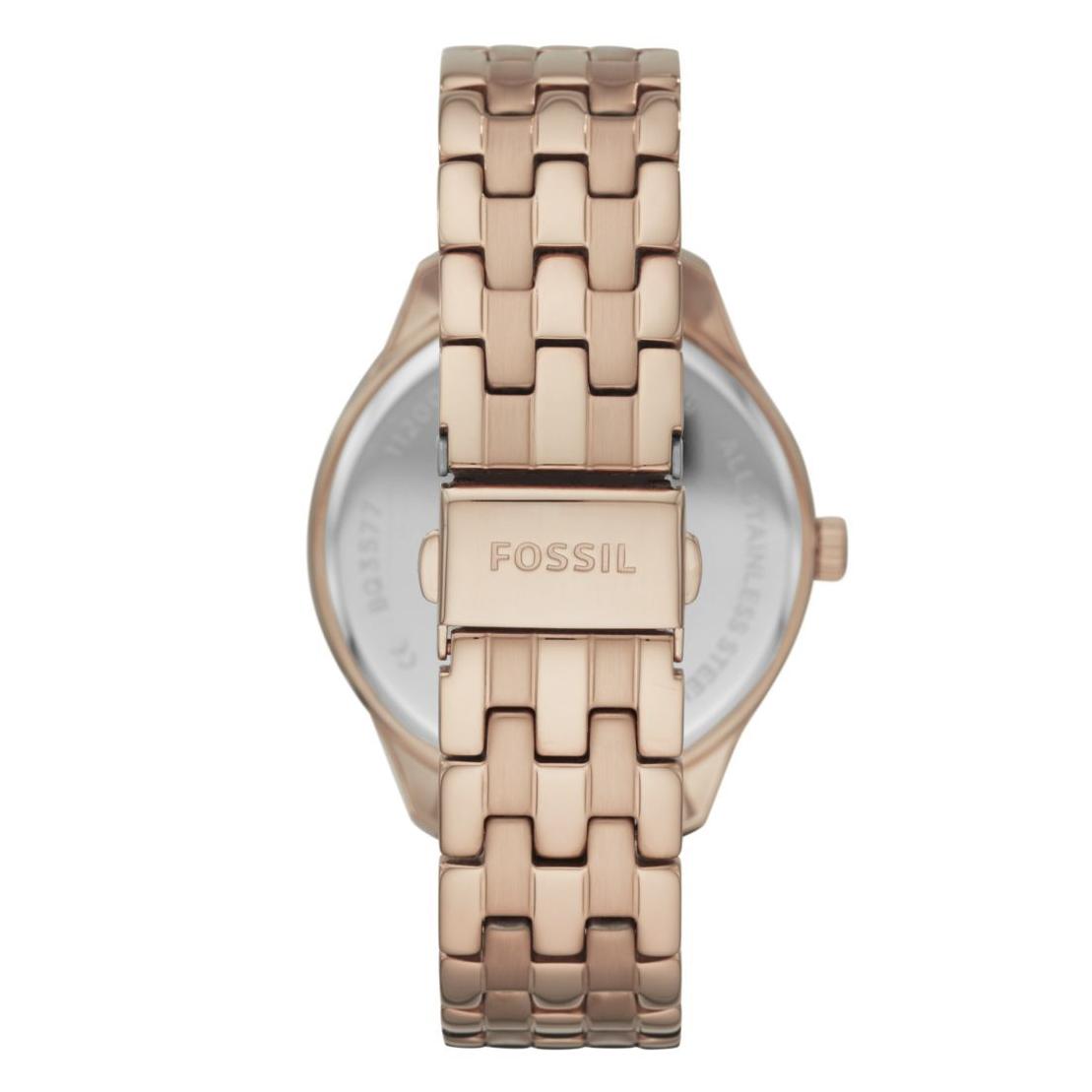 Fossil BQ3576 zegarek Retro Digital LCD