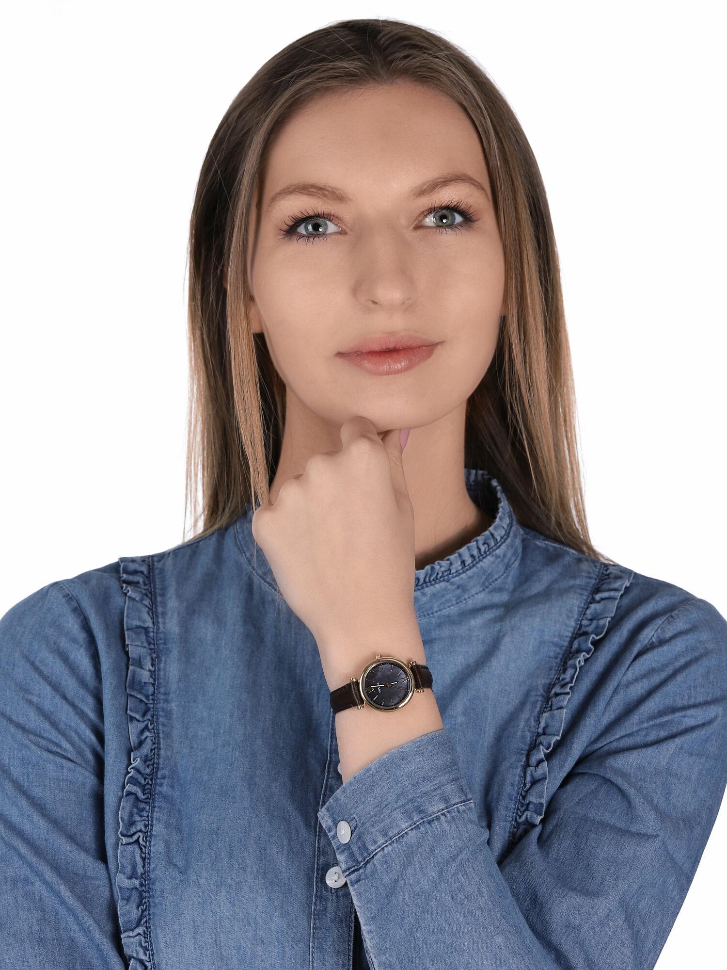 Fossil ES4968 CARLIE MINI zegarek klasyczny Carlie