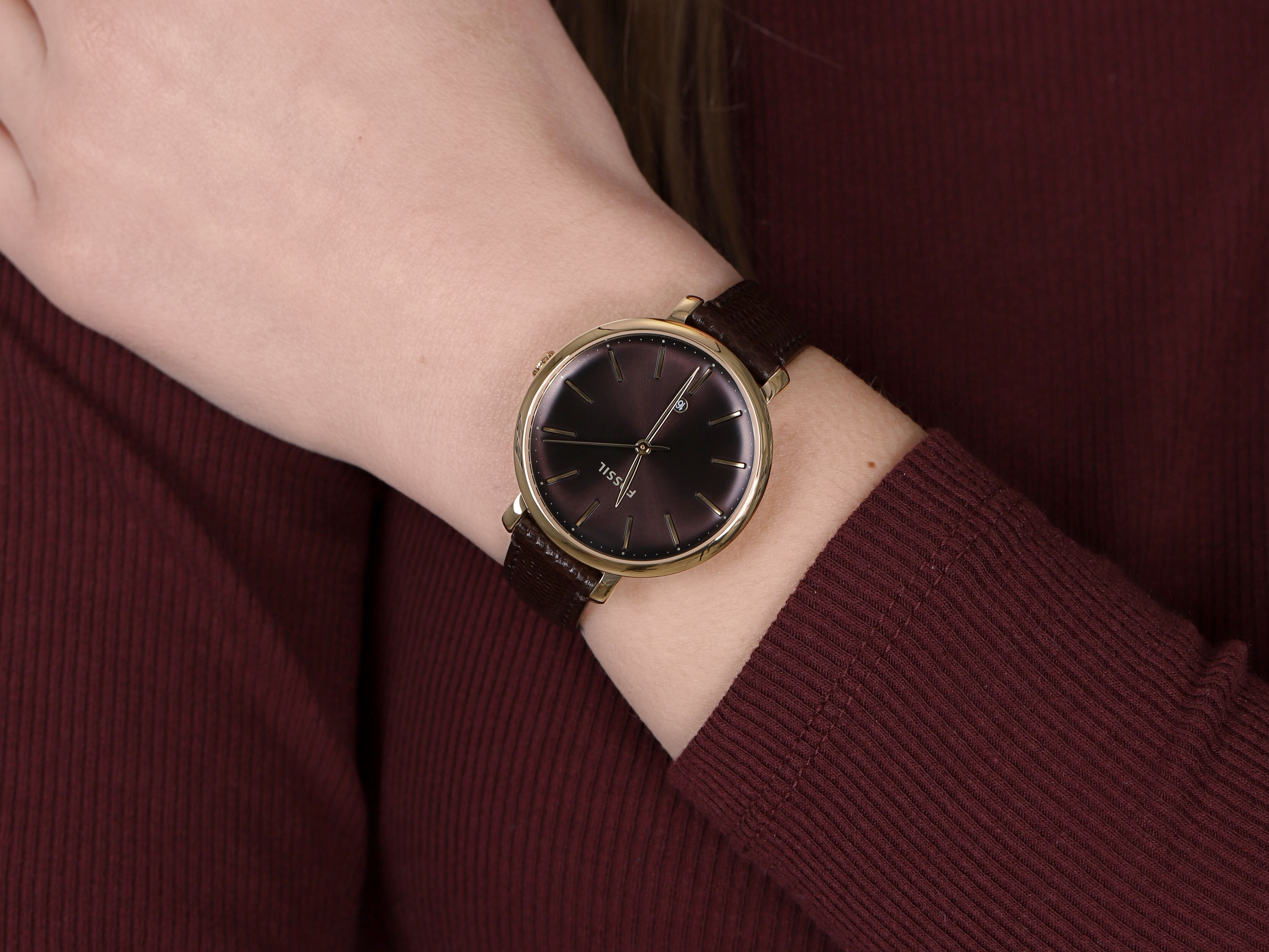 Fossil ES4969 JACQUELINE zegarek klasyczny Jacqueline